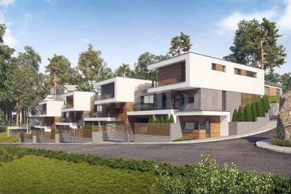 Затворен жилищен комплекс със семейни къщи 1 - Stonehard