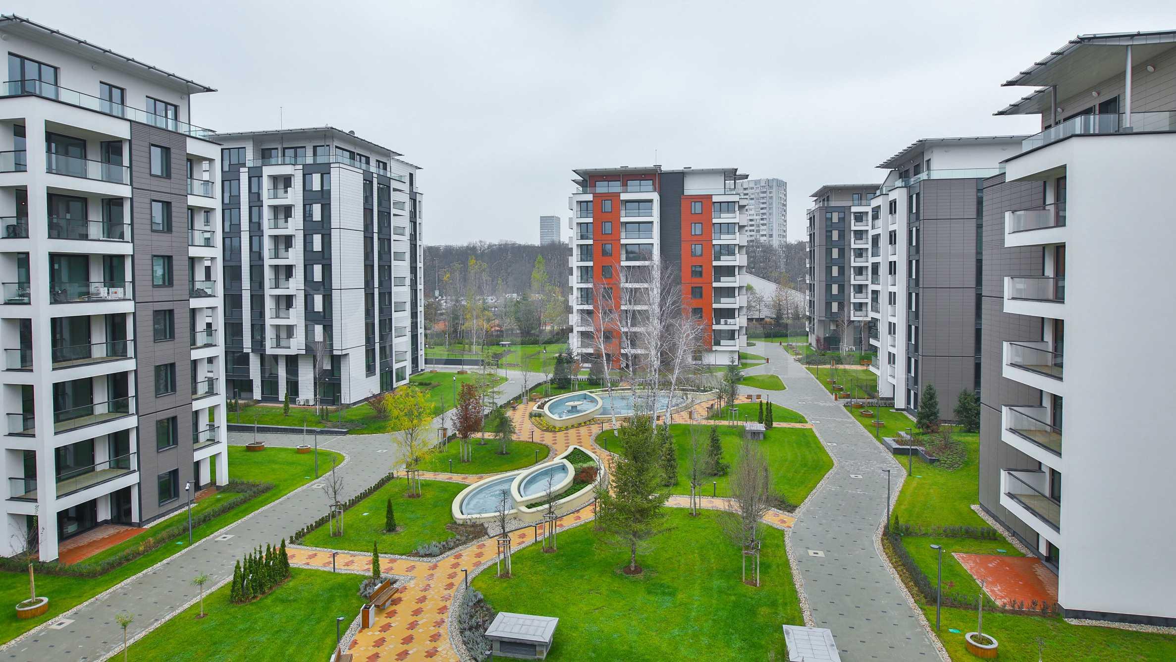 Новостроящ се жилищен комплекс с отлична локация в близост до парк Борисова градина2 - Stonehard