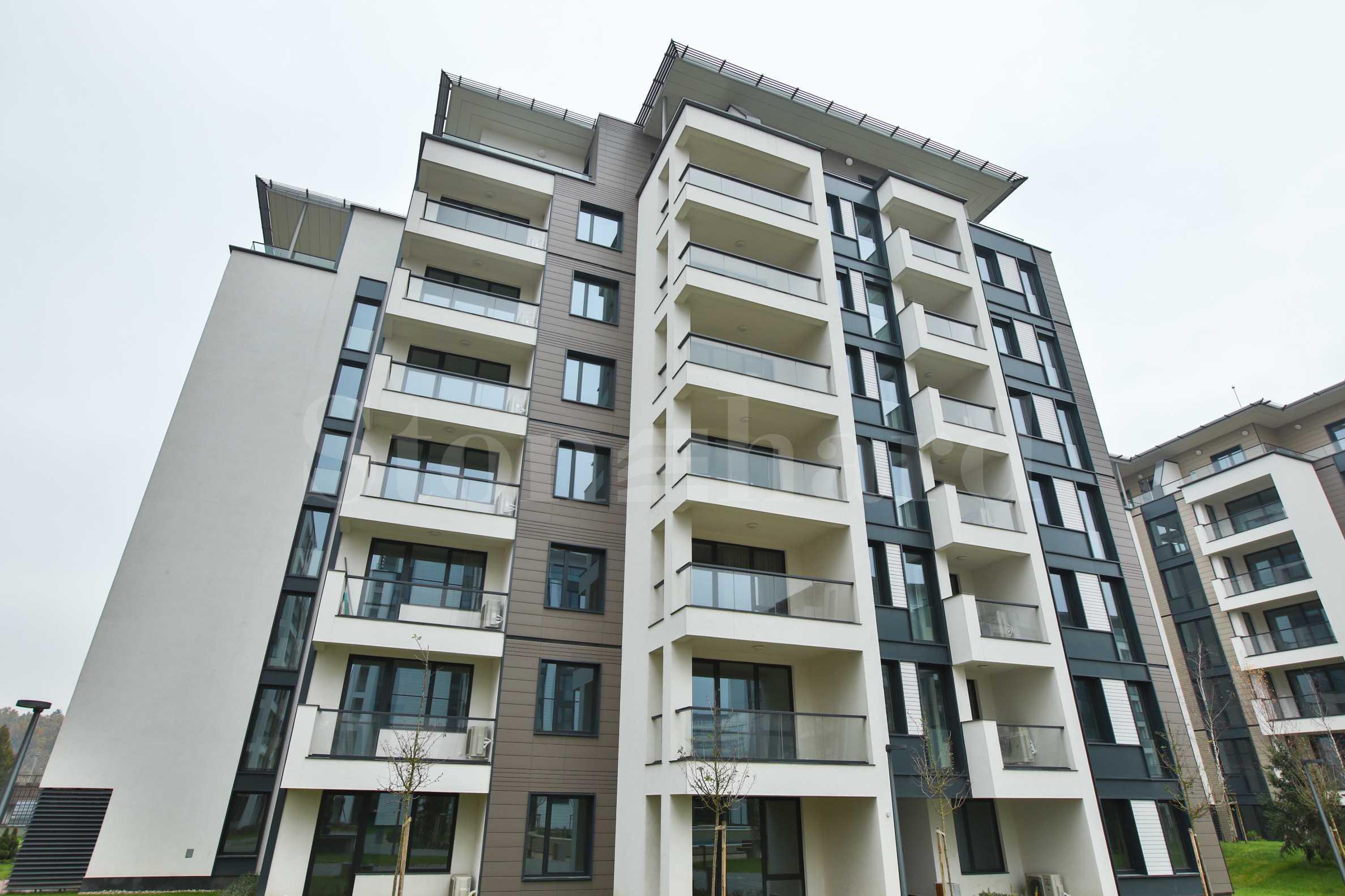 Новостроящ се жилищен комплекс с отлична локация в близост до парк Борисова градина1 - Stonehard