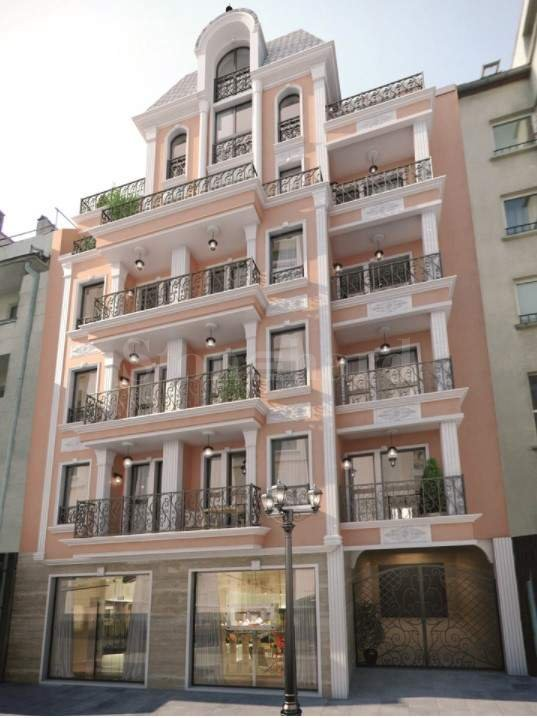 Aristocratic residential building in the city centre, Sofia1 - Stonehard