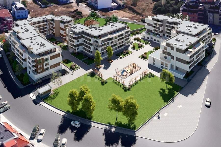 Избор на апартаменти в жилищен комплекс пред Акт 161 - Stonehard