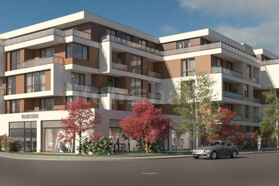 Избор на апартаменти в жилищен комплекс пред Акт 162 - Stonehard