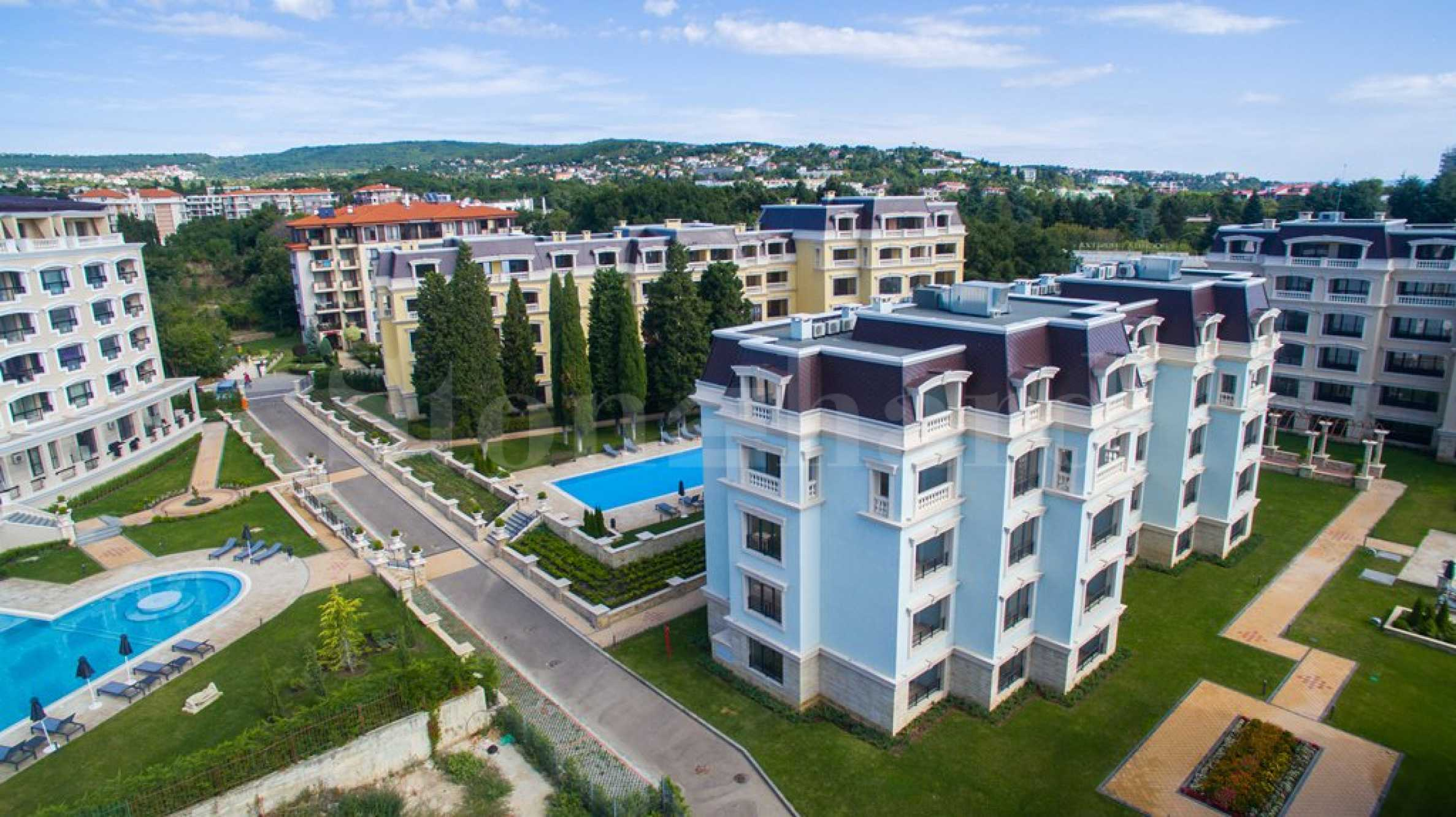 Turn-key holiday apartments in a completed luxury complex 2 - Stonehard