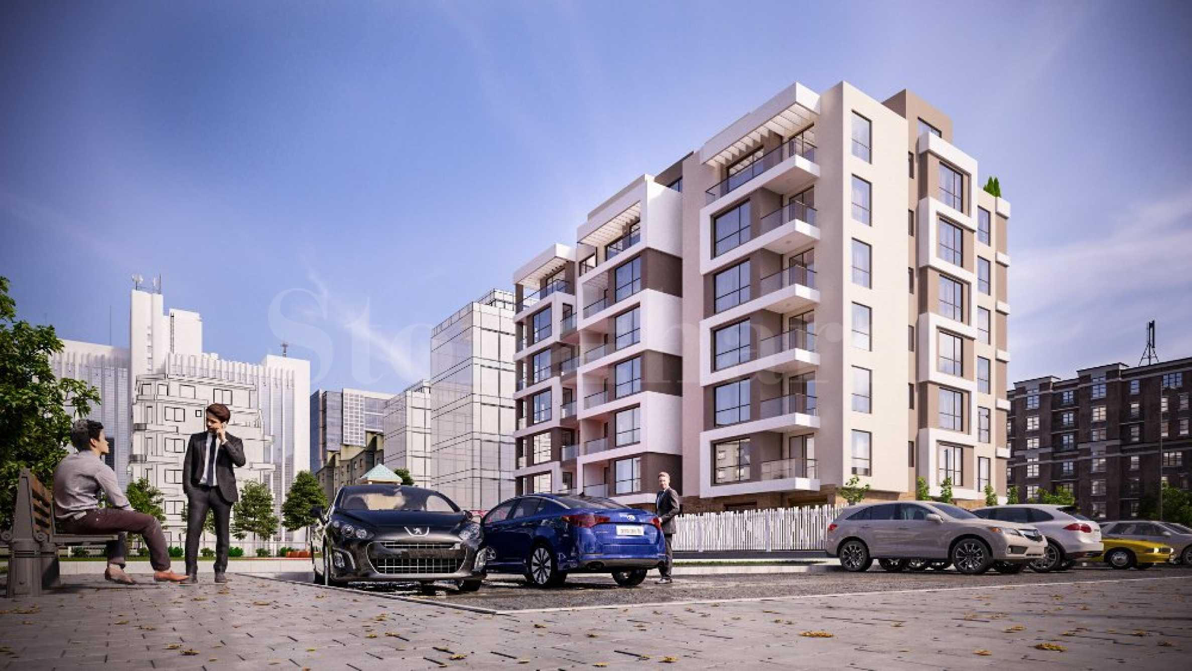New residential building offering modern apartments in Burgas city1 - Stonehard