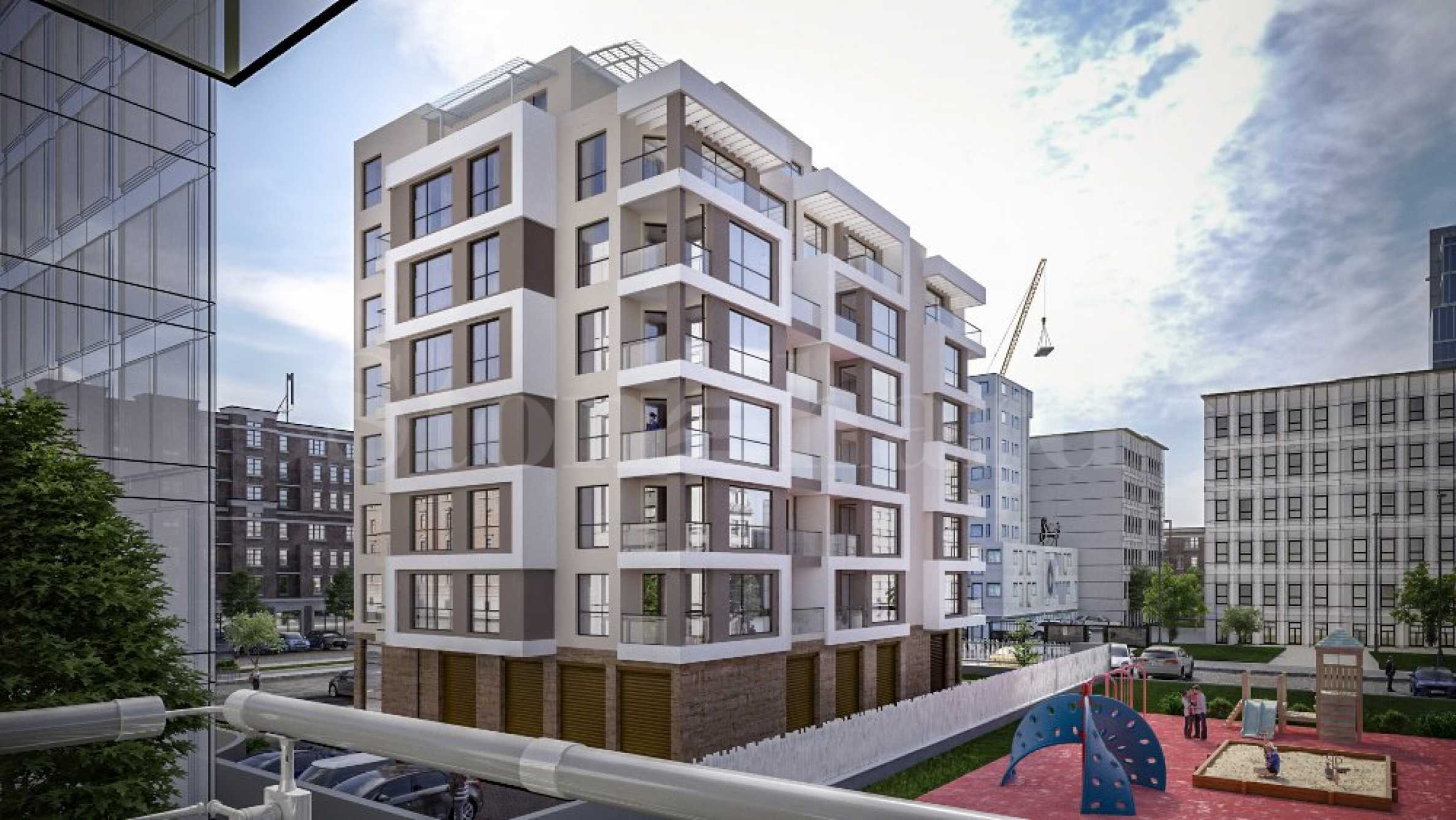 New residential building offering modern apartments in Burgas city2 - Stonehard