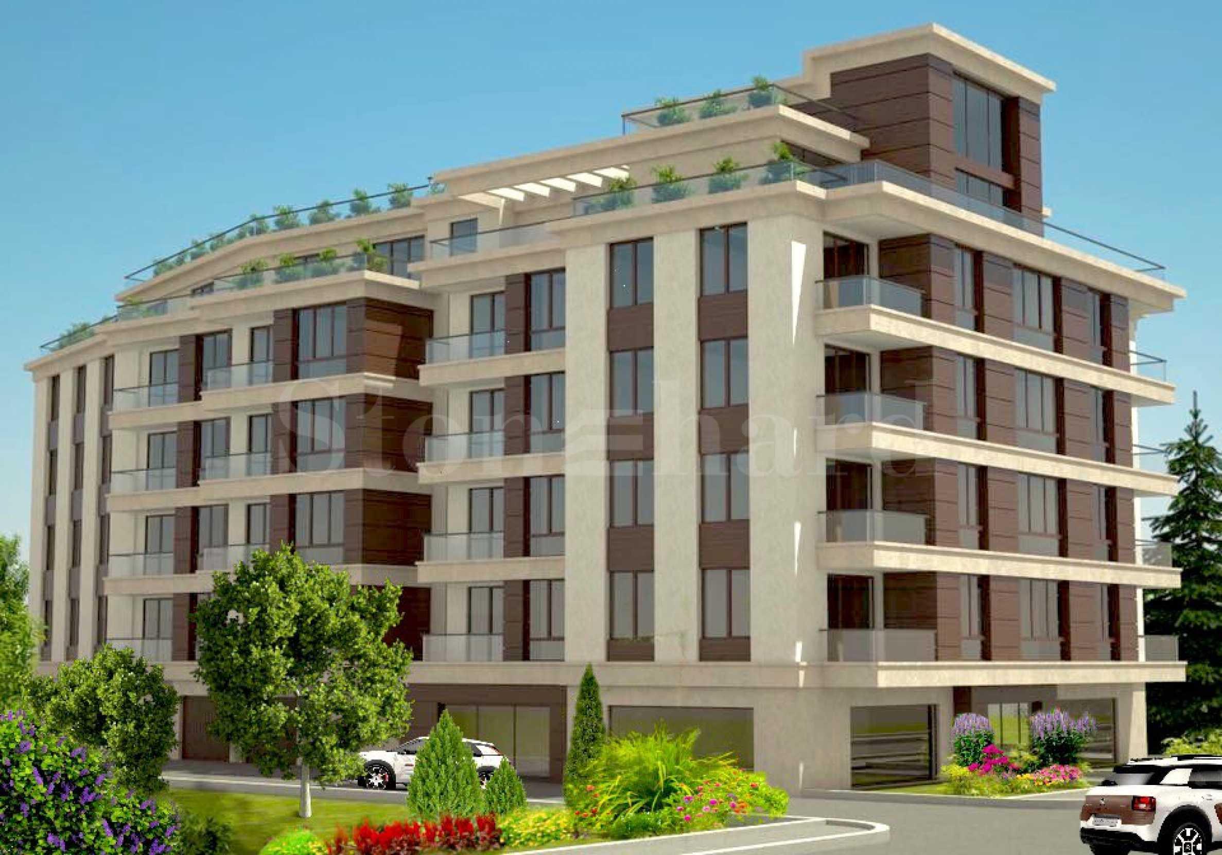 Последни апартаменти до МОЛ България1 - Stonehard