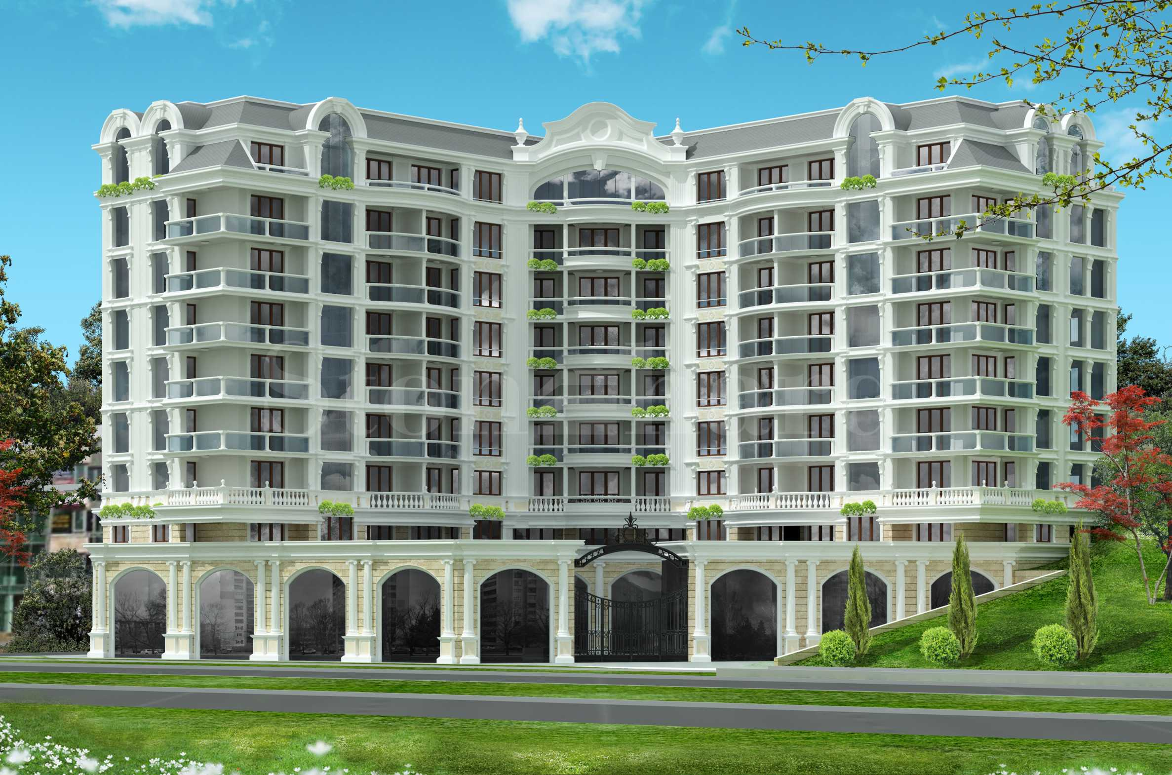 Spacious and functional apartments in a desirable neighborhood1 - Stonehard