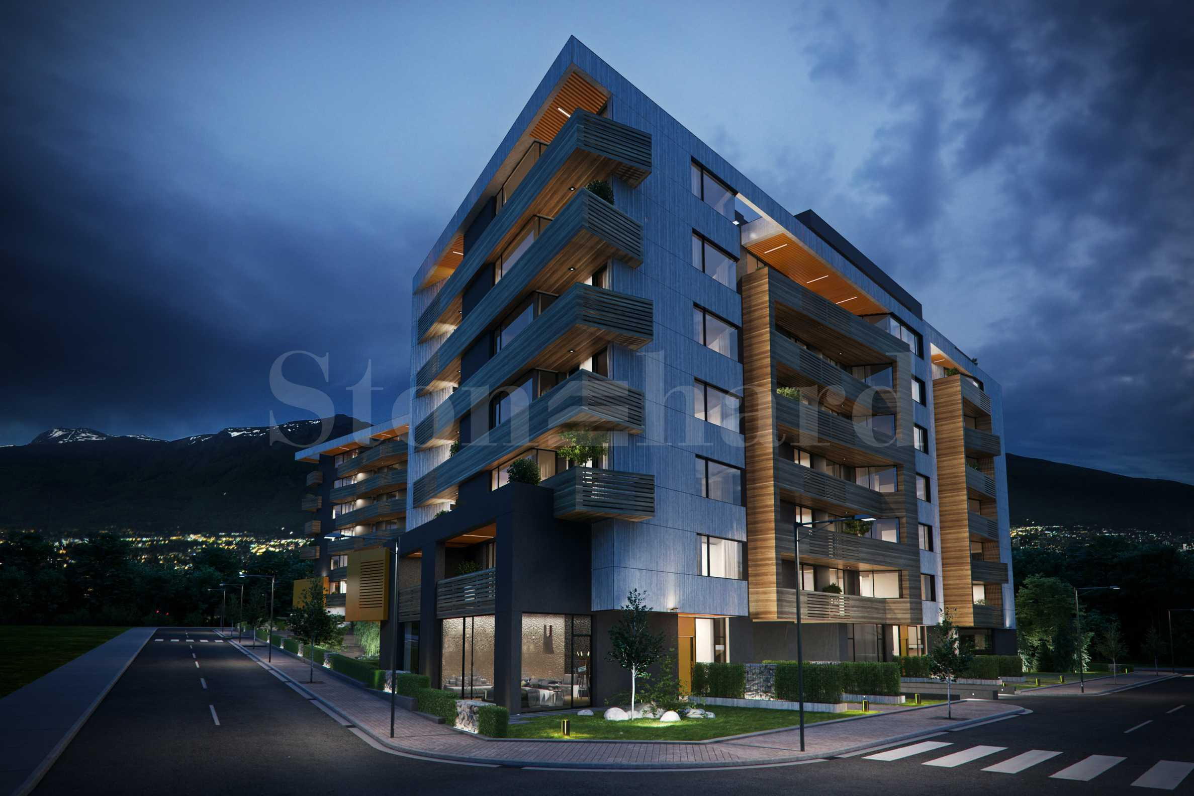 Exclusive apartments in a new residential complex, Sofia city2 - Stonehard