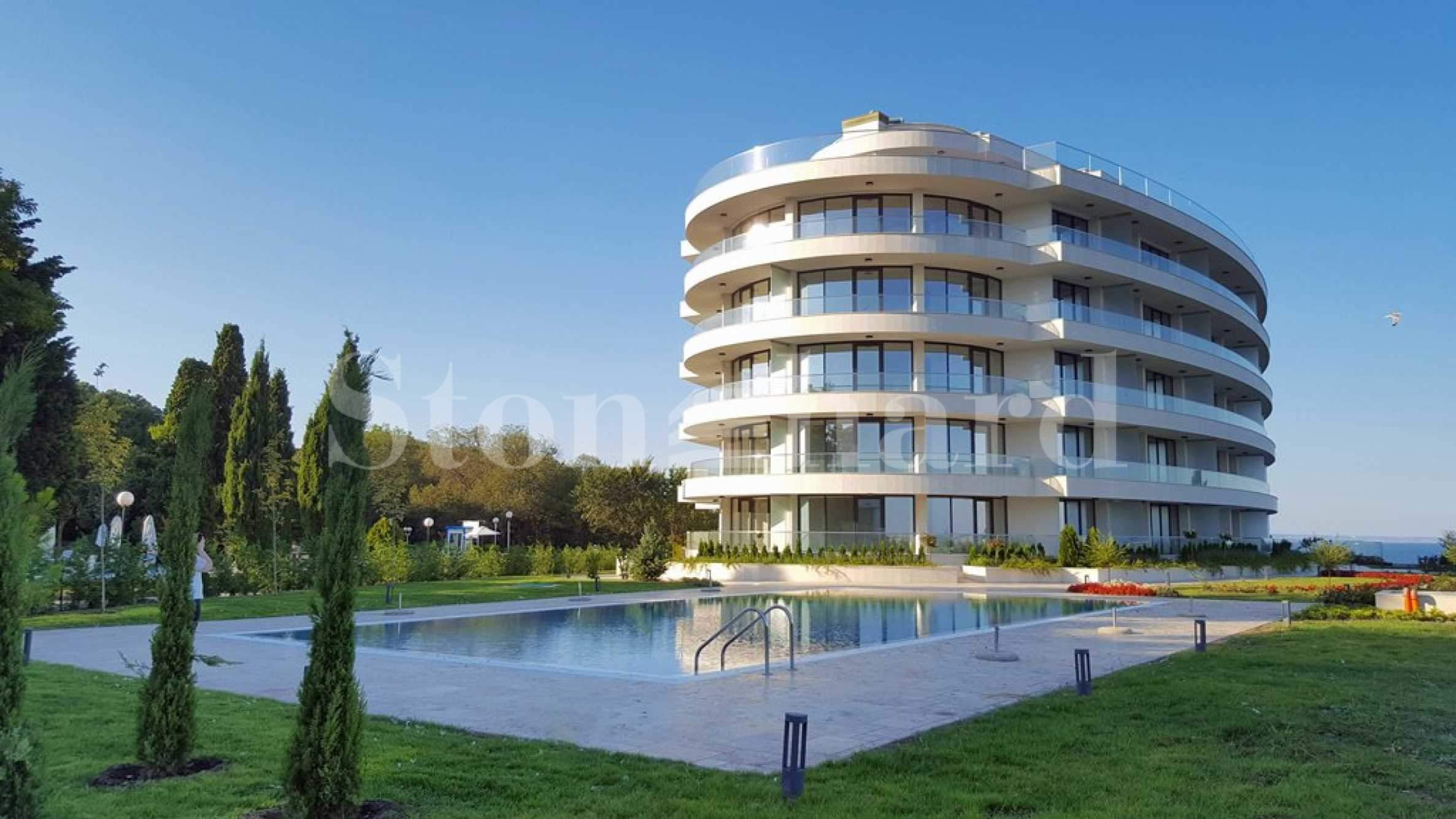 New home or holiday apartments on the beach1 - Stonehard