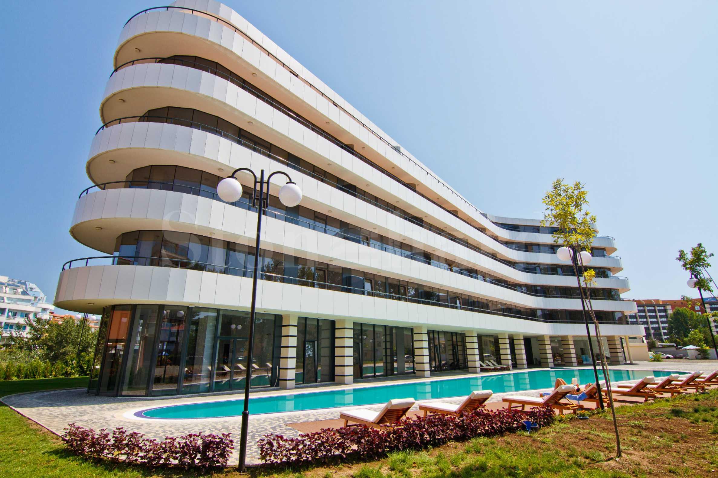 Елитен ваканционен комплекс с невероятна архитектура2 - Stonehard