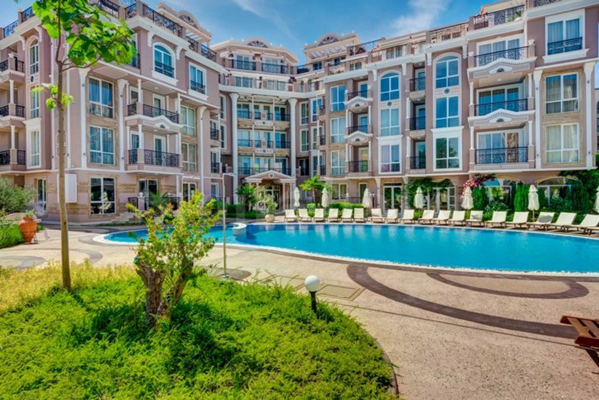 Апартаменти в разкошен комплекс с много удобства, к.к. Слънчев бряг1 - Stonehard