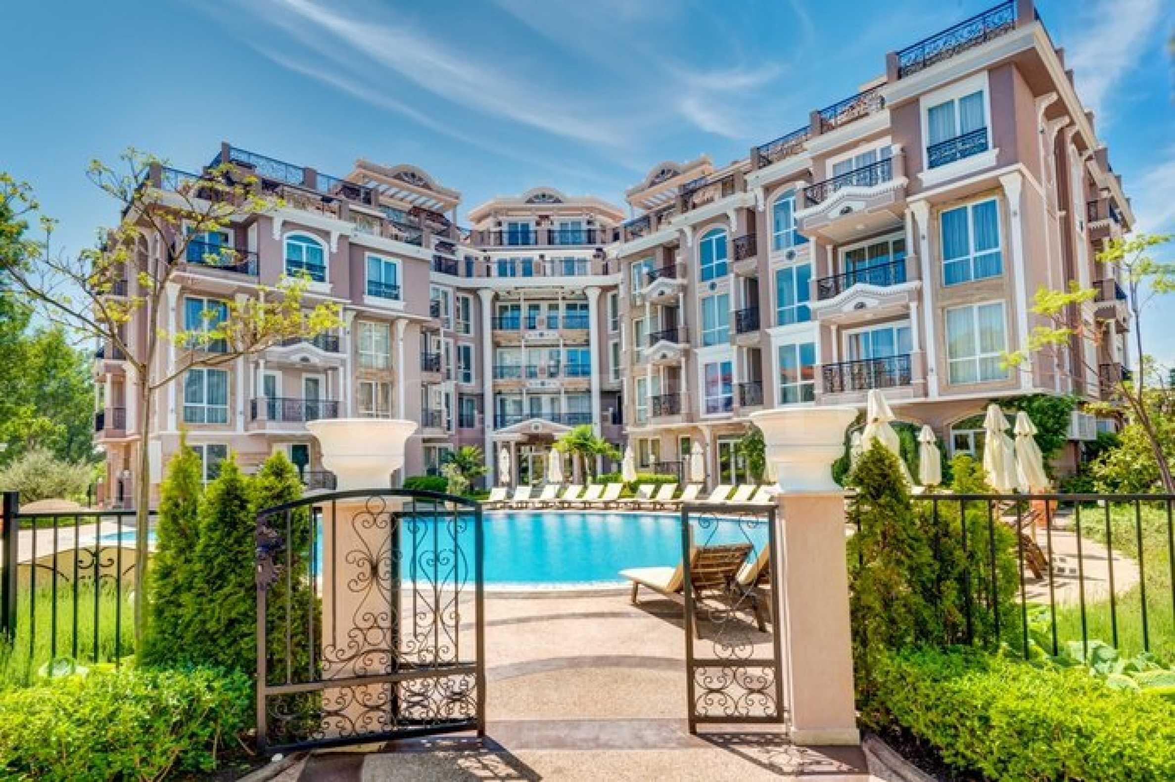 Апартаменти в разкошен комплекс с много удобства, к.к. Слънчев бряг2 - Stonehard