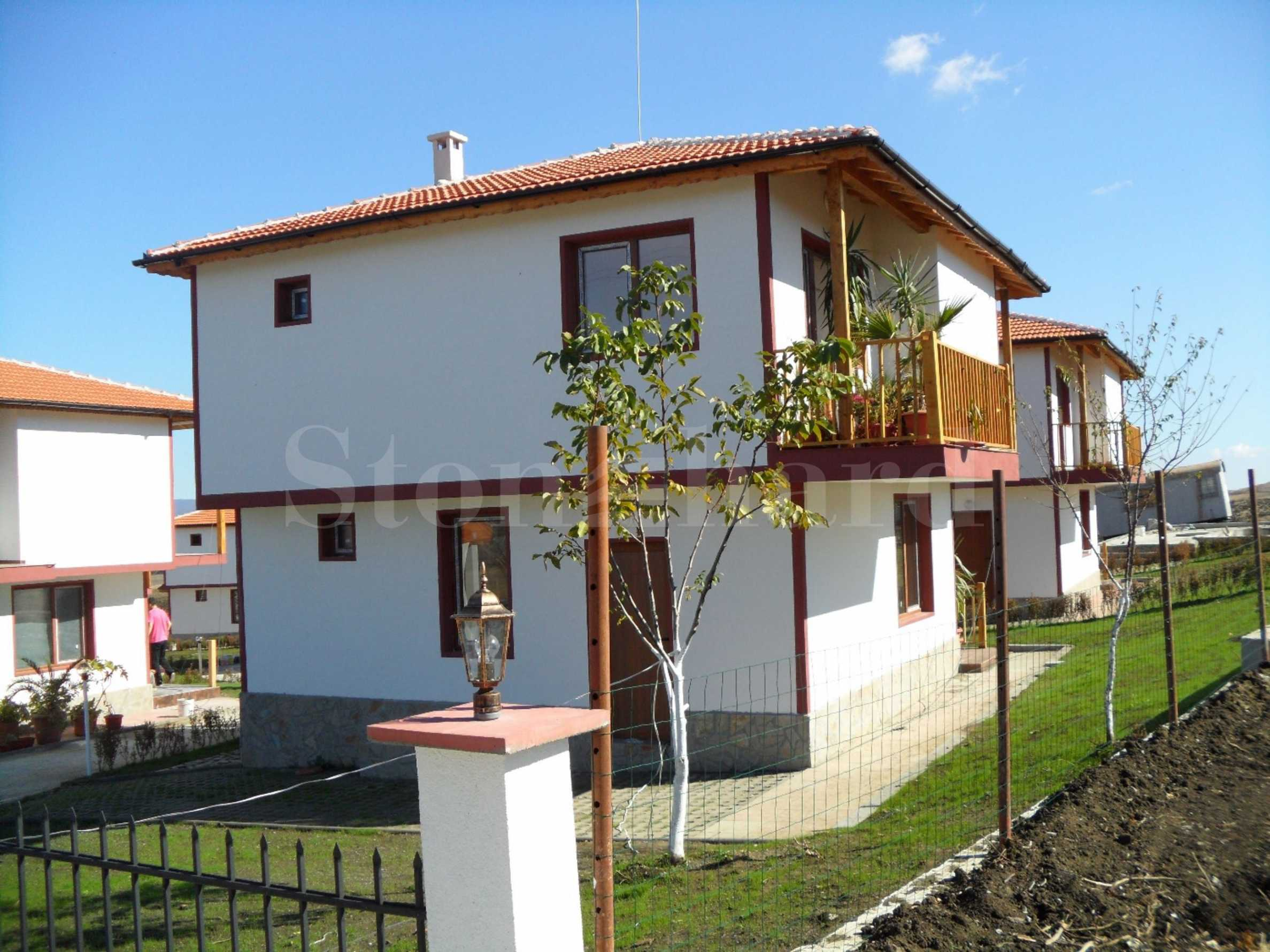 Newly built residential complex in Alexandrovo1 - Stonehard