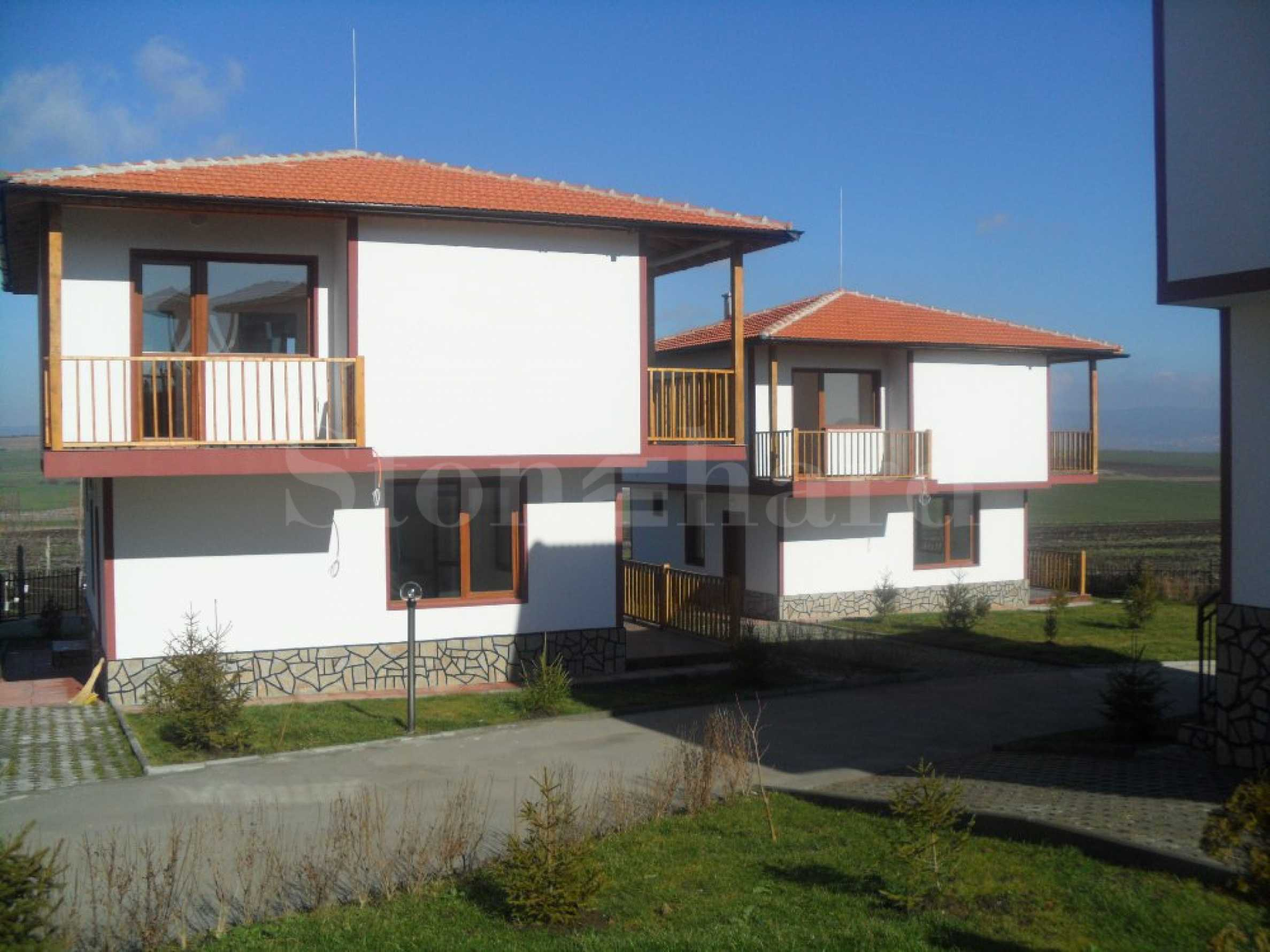 Newly built residential complex in Alexandrovo2 - Stonehard