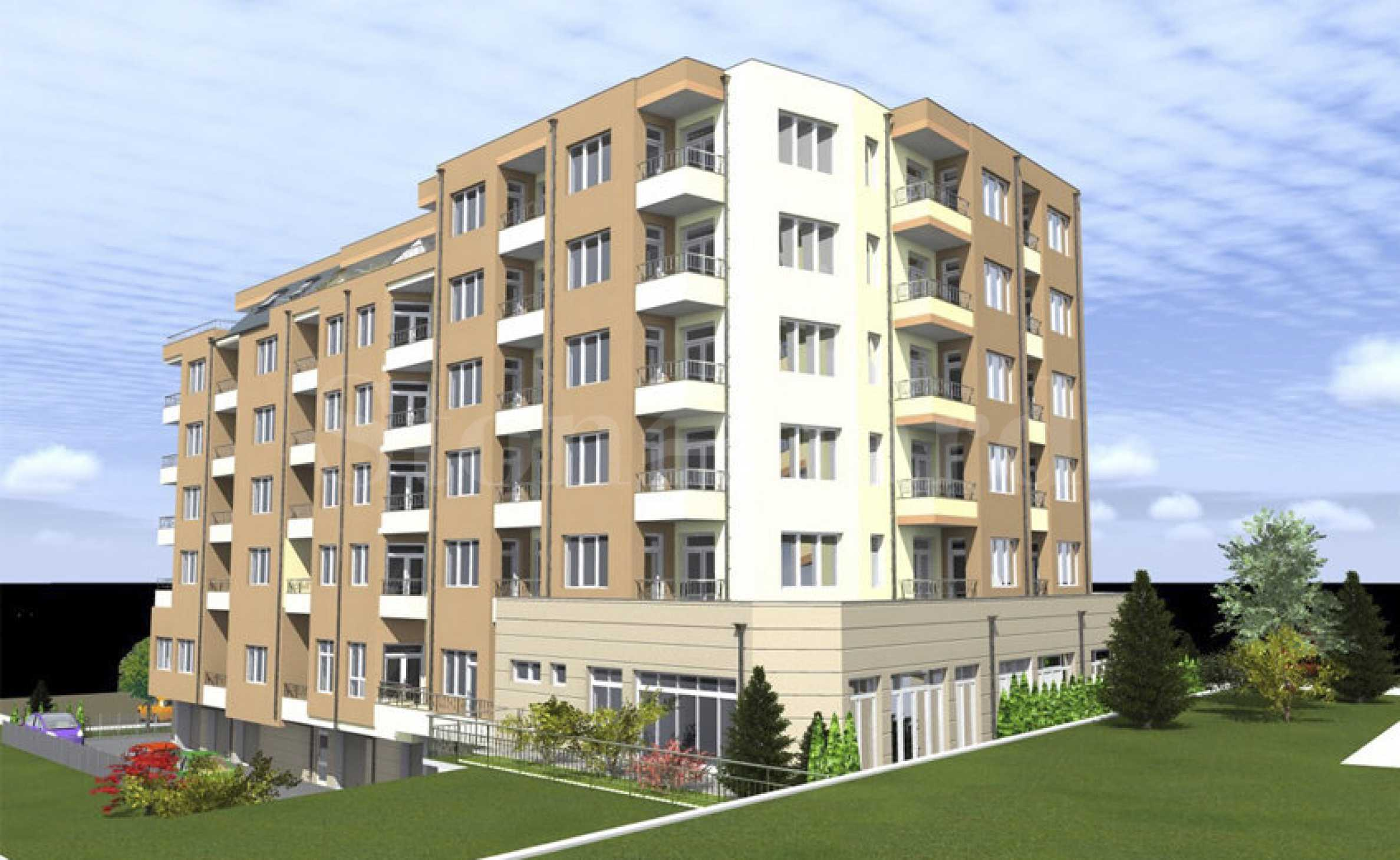 Apartments in a new residential building in the neighborhood of Meden Rudnik in Burgas2 - Stonehard