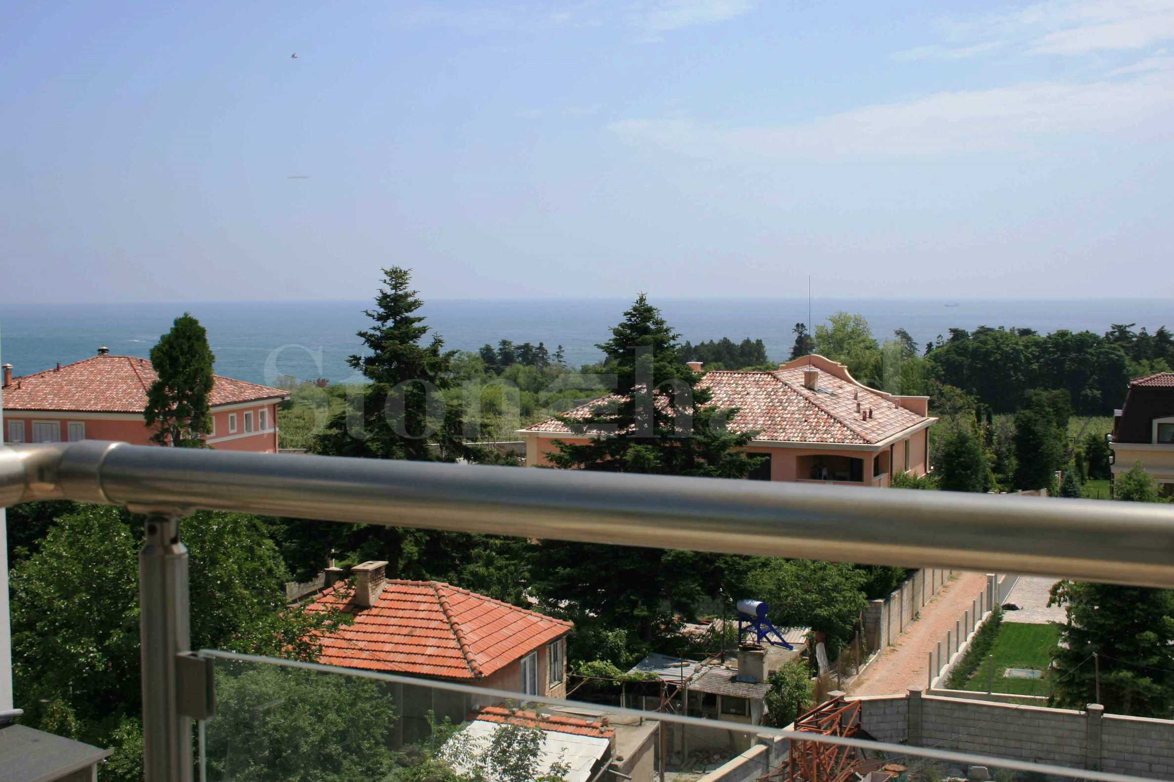 Studios and one-bedroom apartments with excellent sea view, next to Evksinograd Palace1 - Stonehard