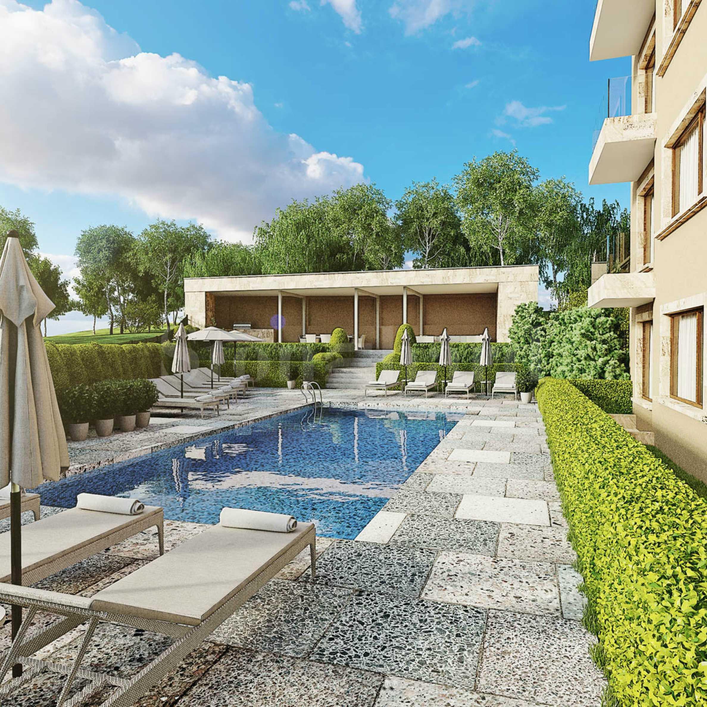 Модерни двустайни и тристайни апартаменти, разположени до к.к. Слънчев ден1 - Stonehard