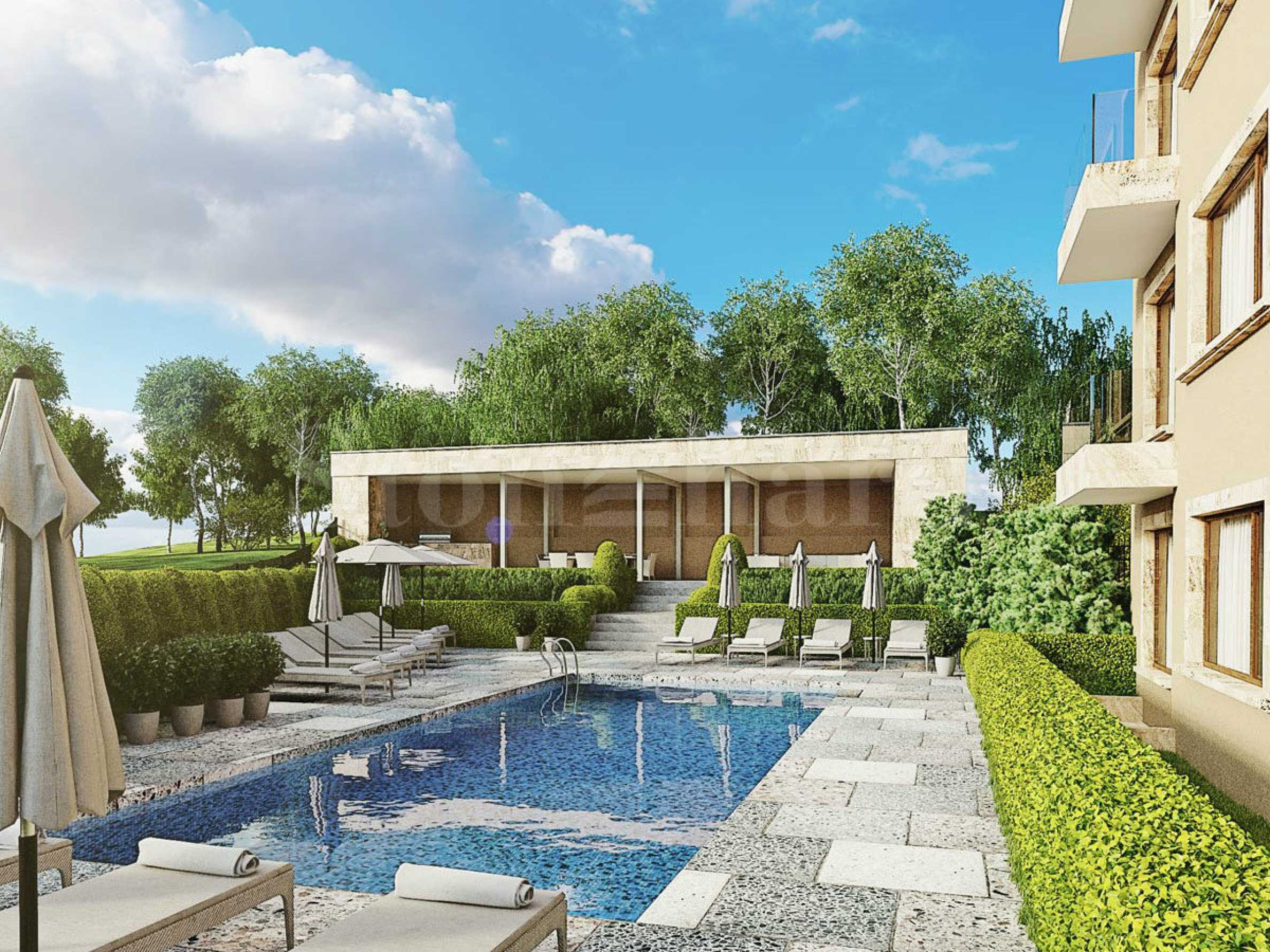 Модерни двустайни и тристайни апартаменти, разположени до к.к. Слънчев ден2 - Stonehard