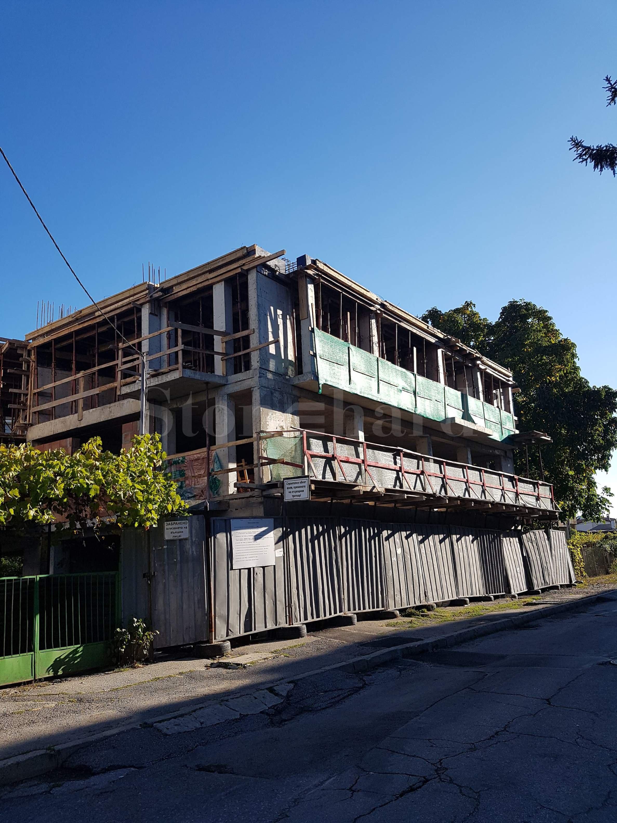 Новострояща се сграда с удобна локация в кв. Павлово1 - Stonehard