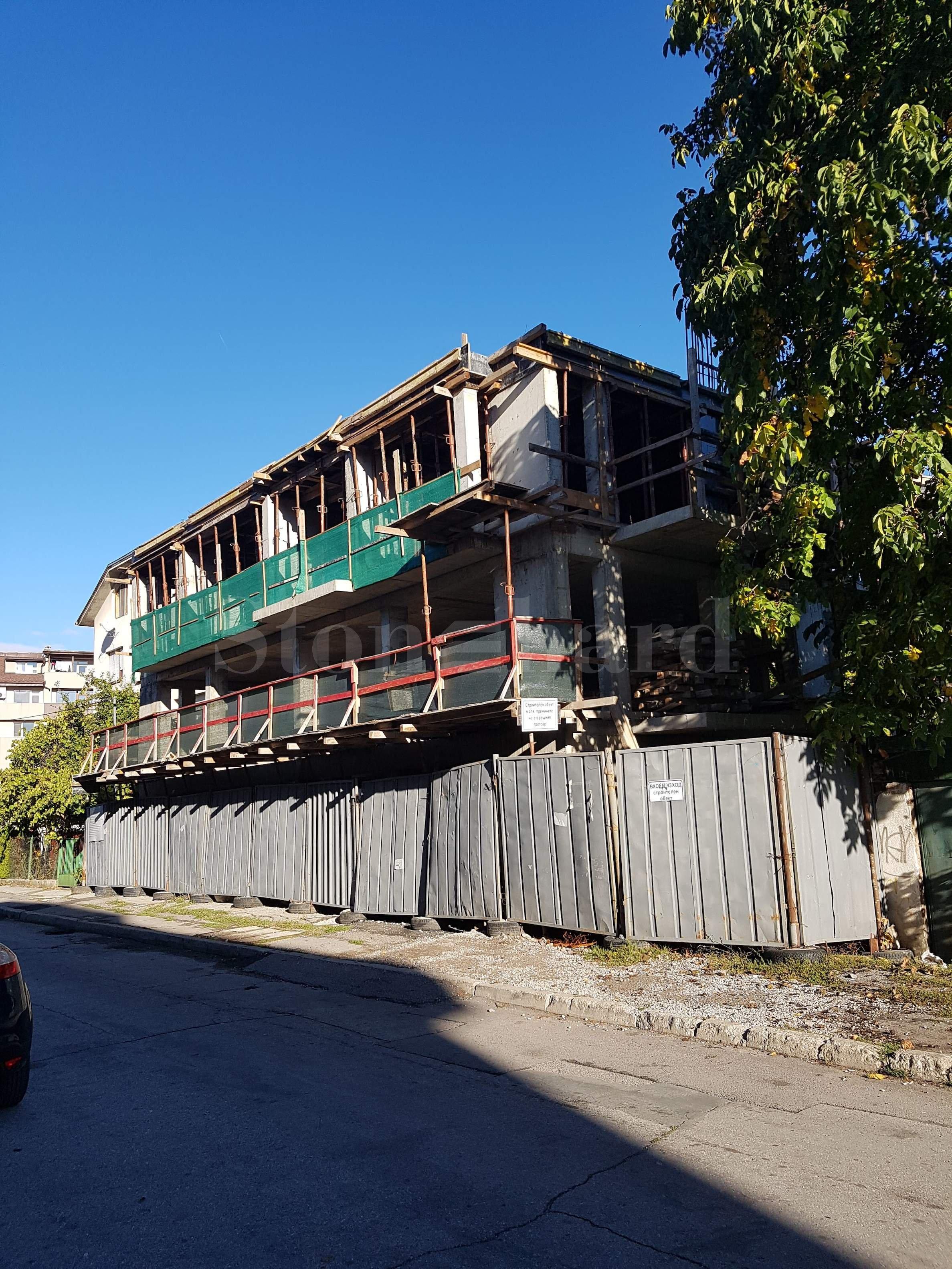 Новострояща се сграда с удобна локация в кв. Павлово2 - Stonehard