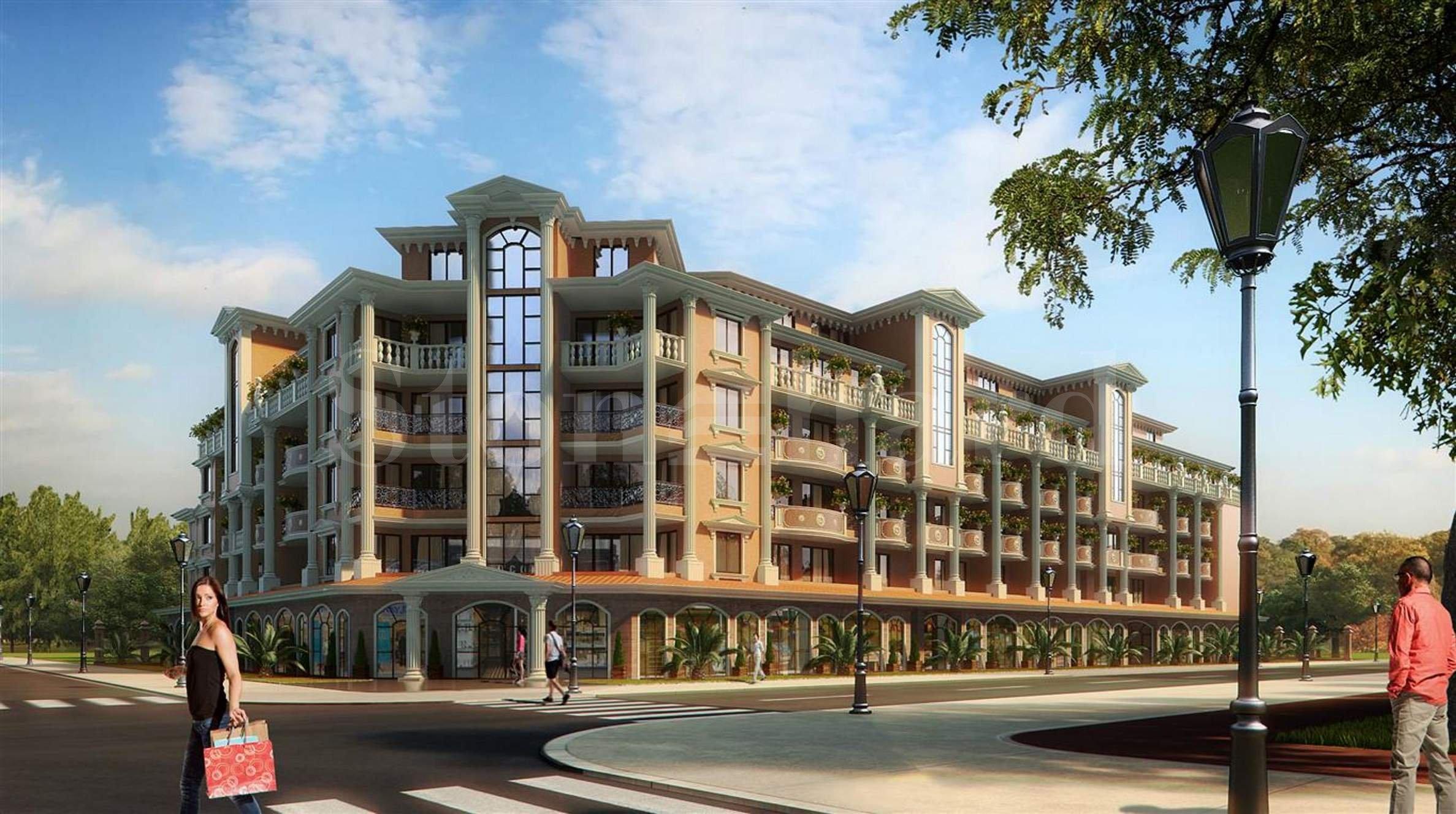 Голям избор от апартаменти в елегантен комплекс с Акт 16, Поморие2 - Stonehard