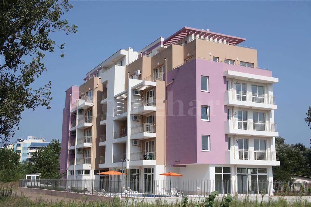 Апартаменти в затворен комплекс ново строителство в Слънчев бряг1 - Stonehard