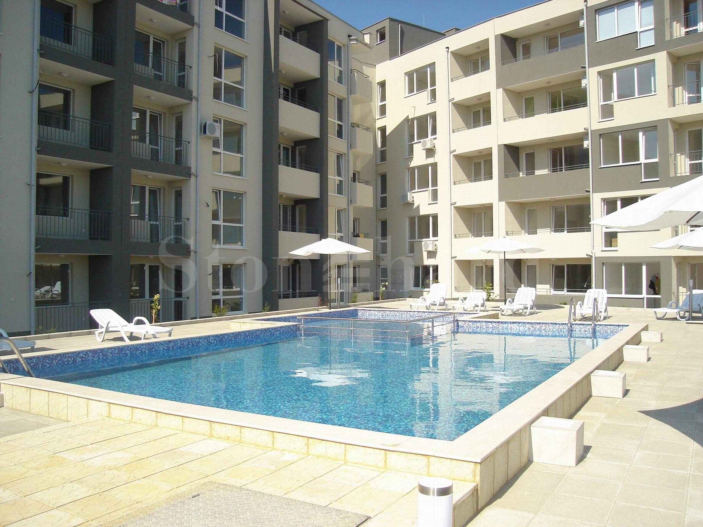 Cozy new development in the seaside resort of Sveti Vlas2 - Stonehard