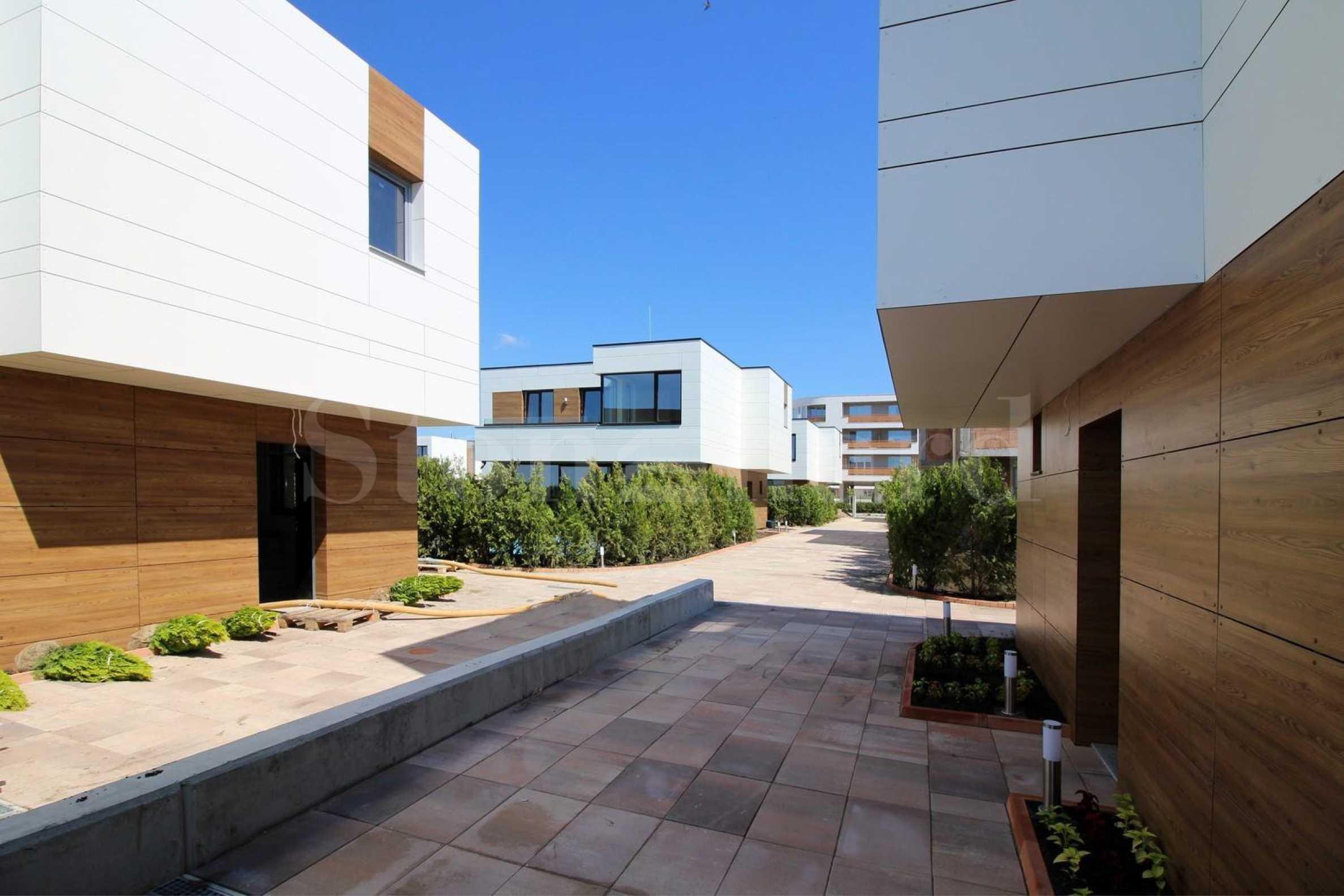 Luxury 2-storey house of a project in Sarafovo neighborhood in Burgas1 - Stonehard