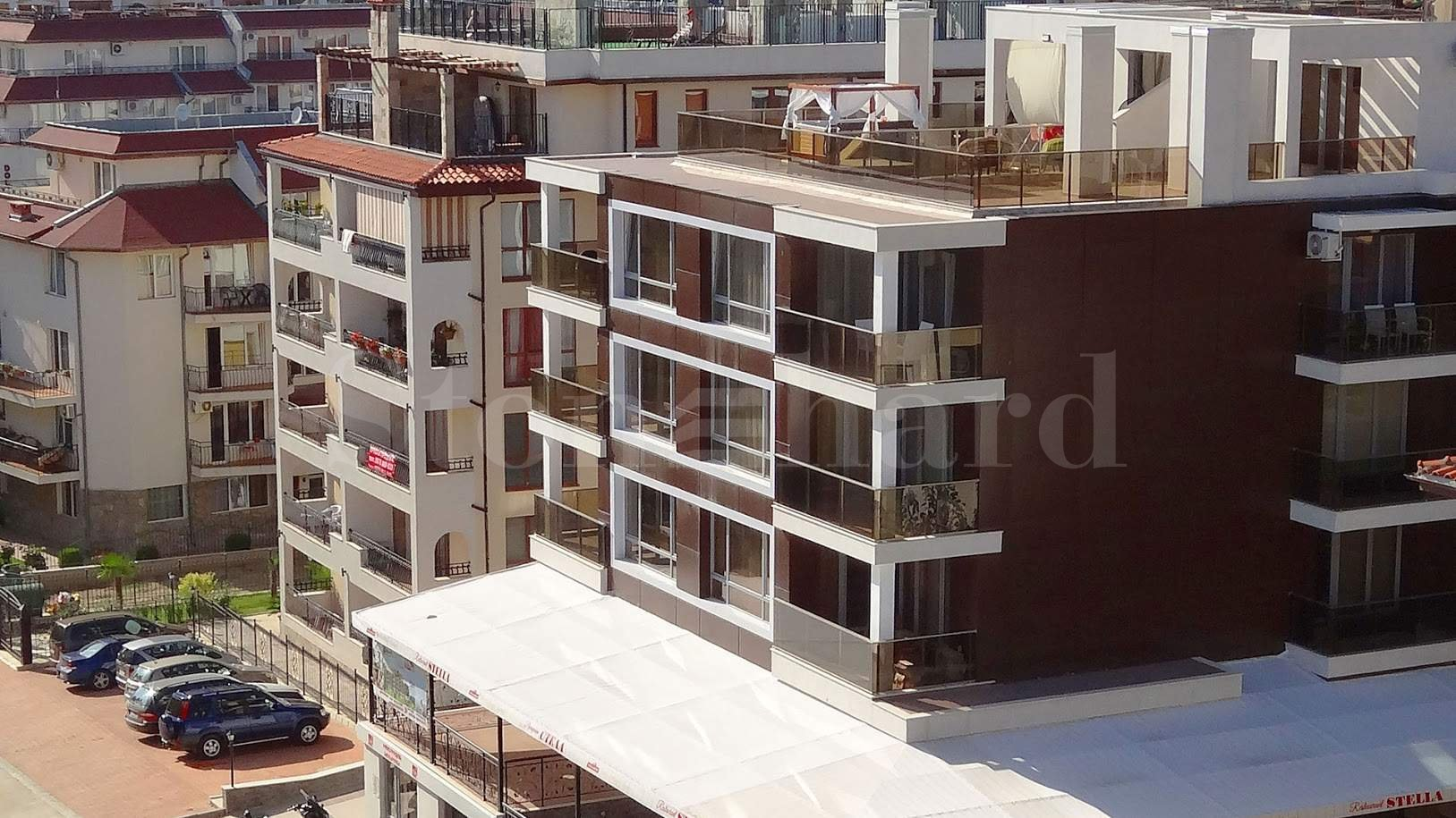 Нова модерна сграда с апартаменти до ключ в морски курорт Свети Влас1 - Stonehard