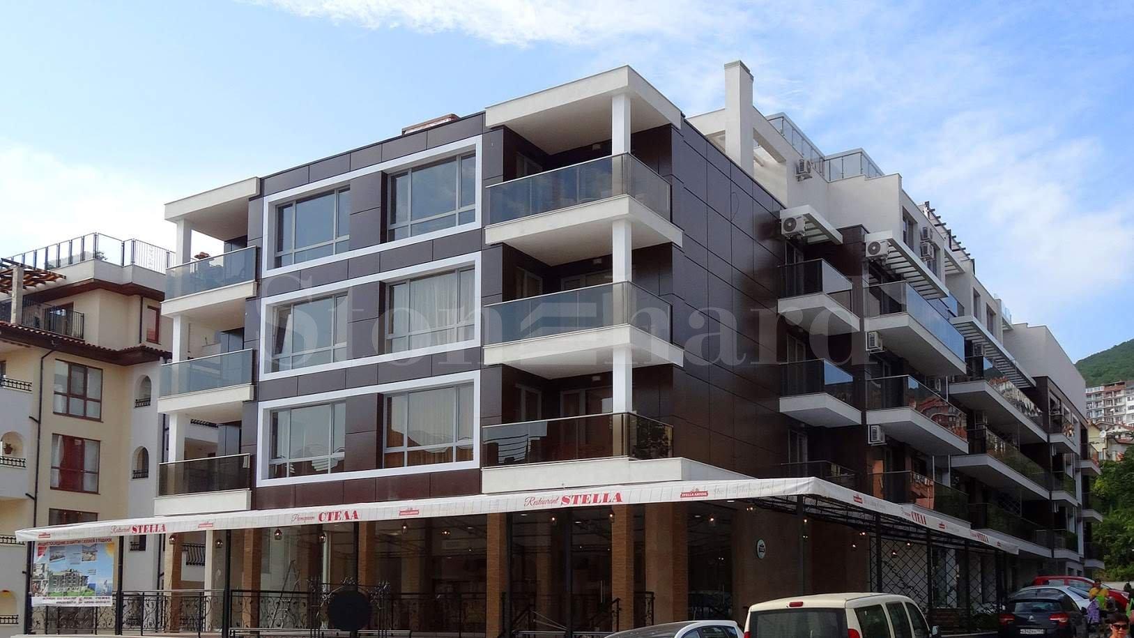 Нова модерна сграда с апартаменти до ключ в морски курорт Свети Влас2 - Stonehard
