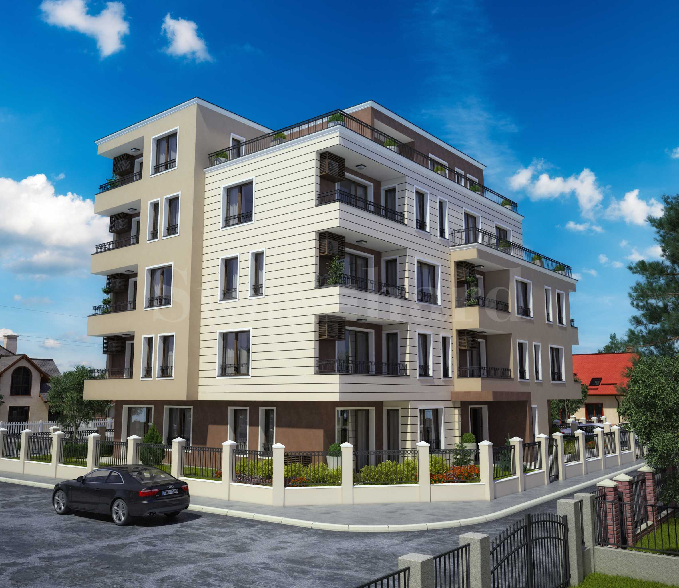 Apartments in a new residential complex in Ravda seaside resort1 - Stonehard