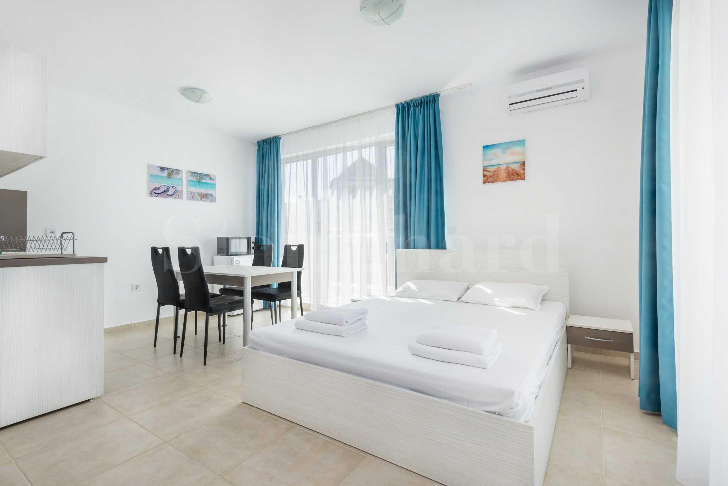 Апартаменти във ваканционен комплекс ново строителство в Синеморец1 - Stonehard