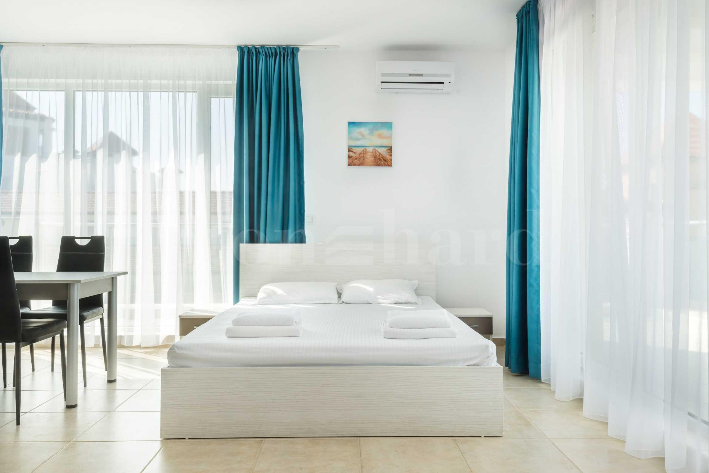Апартаменти във ваканционен комплекс ново строителство в Синеморец2 - Stonehard