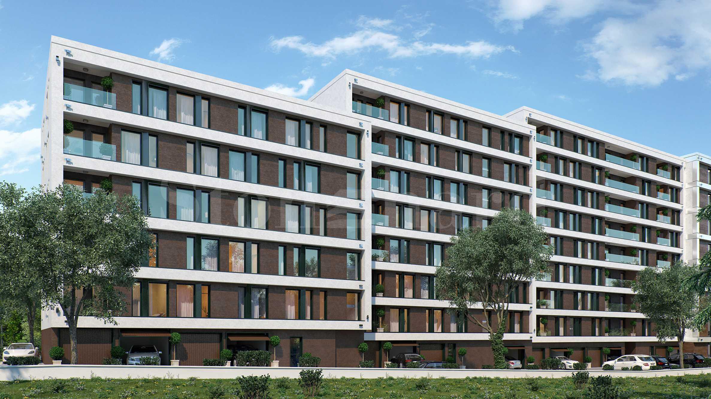 Comfort Residence - Simeonovsko residential complex2 - Stonehard