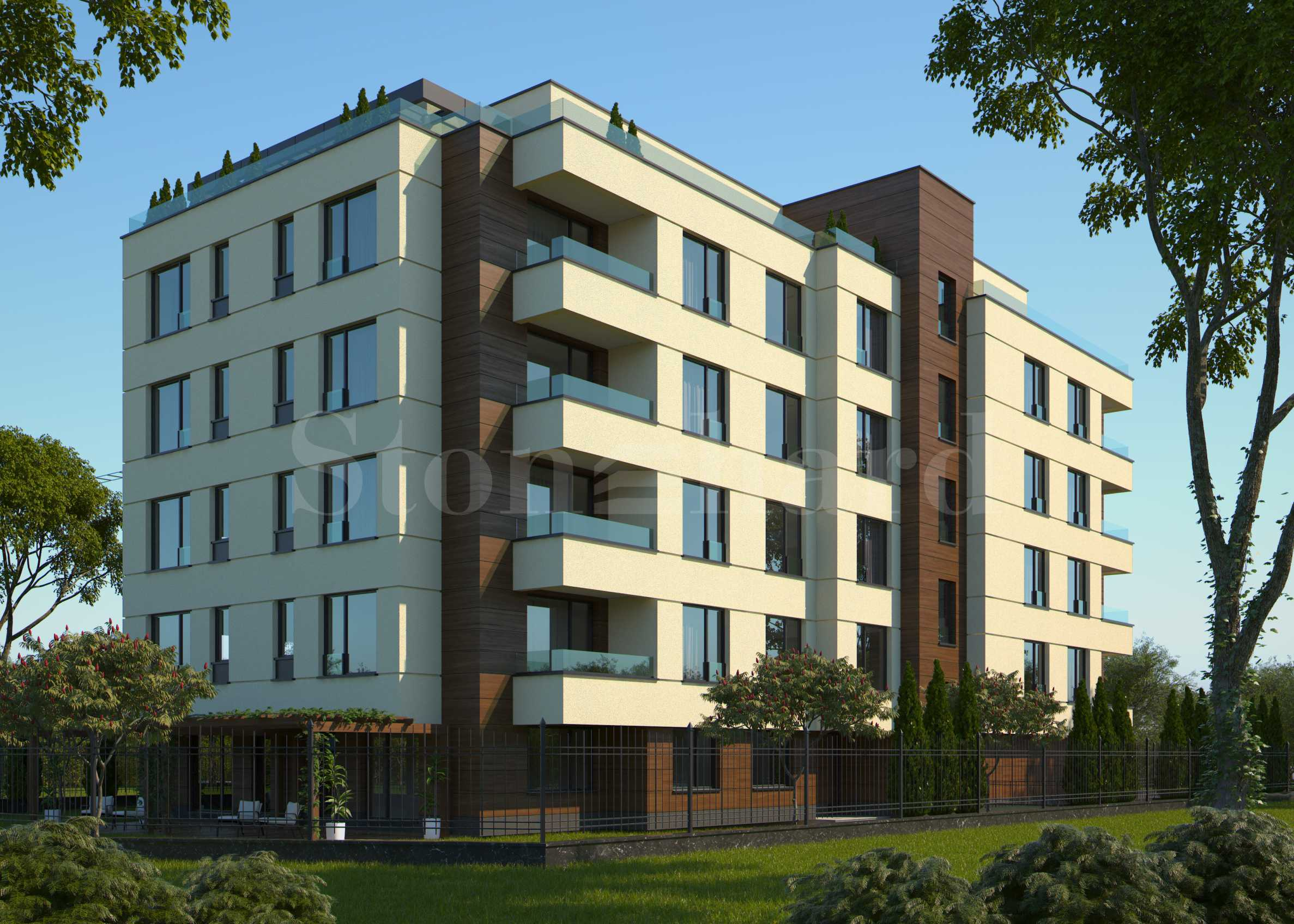 Apartments in a luxurious new building in Manastirski livadi district2 - Stonehard
