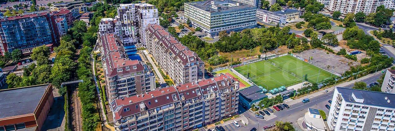 ВИП жилищен комплекс в центъра1 - Stonehard