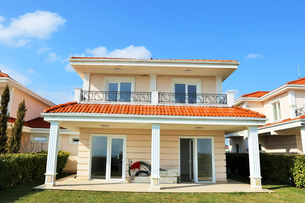Newly built two-storey villa in Sarafovo neighborhood in Burgas1 - Stonehard