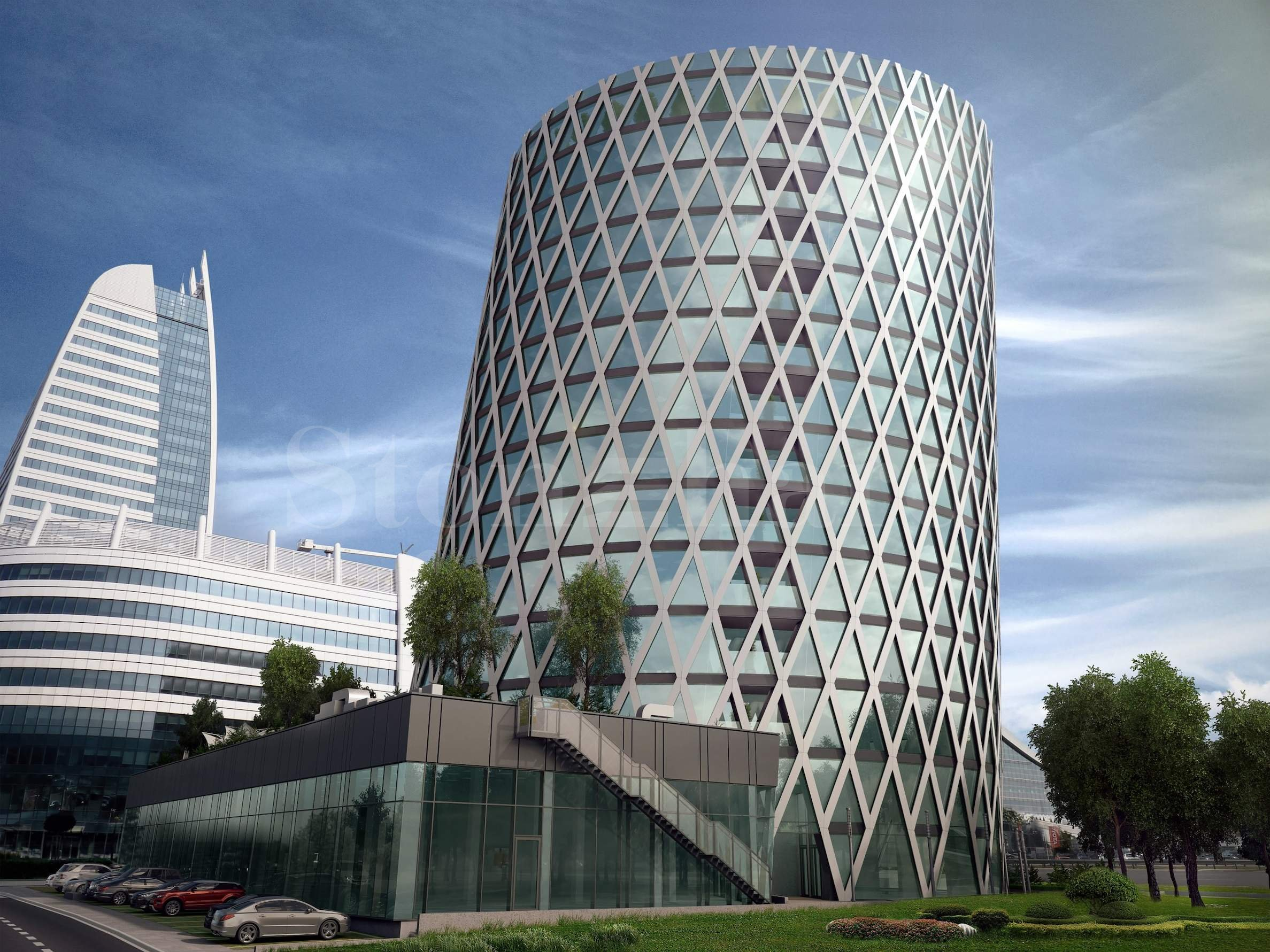Offices for rent in a luxurious business centre close to Tsarigradsko shose Blvd. – the largest boulevard in Sofia2 - Stonehard