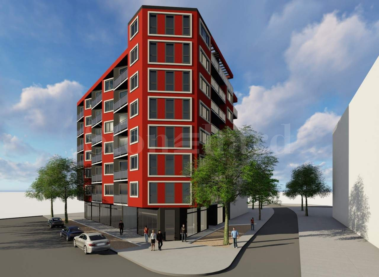 Shops and apartments for sale in a new building close to Sofia Zoological Garden1 - Stonehard