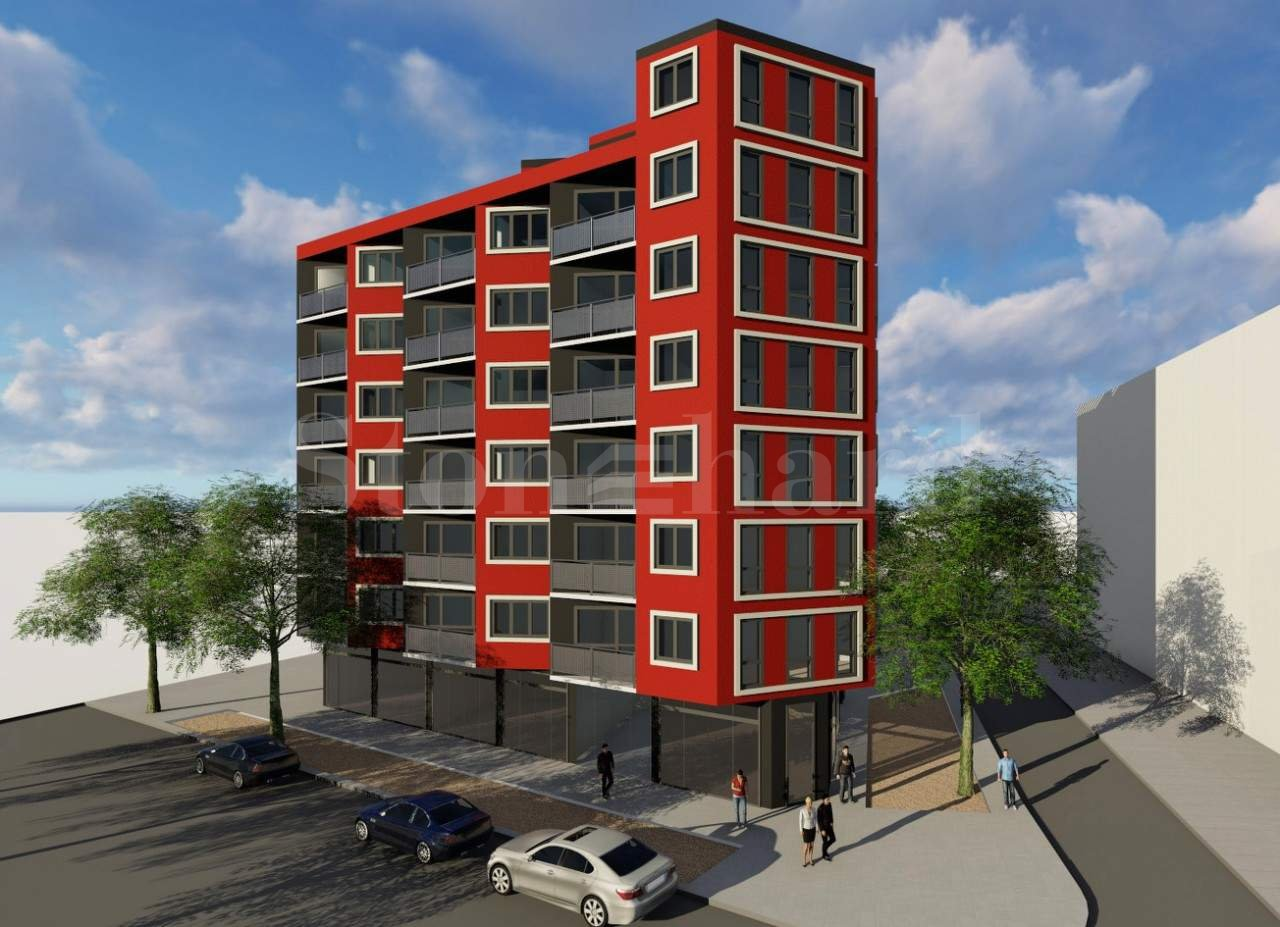 Shops and apartments for sale in a new building close to Sofia Zoological Garden2 - Stonehard