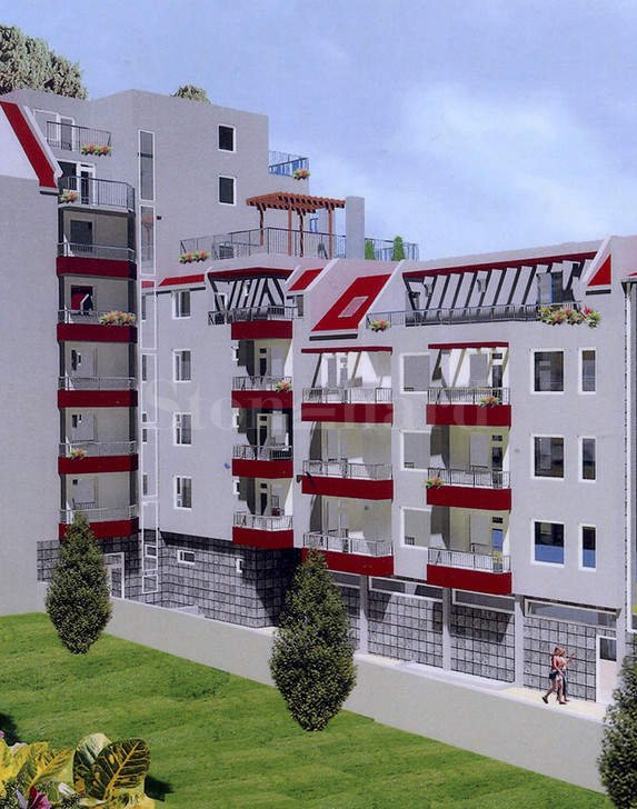 New mixed-use building in Burgas2 - Stonehard