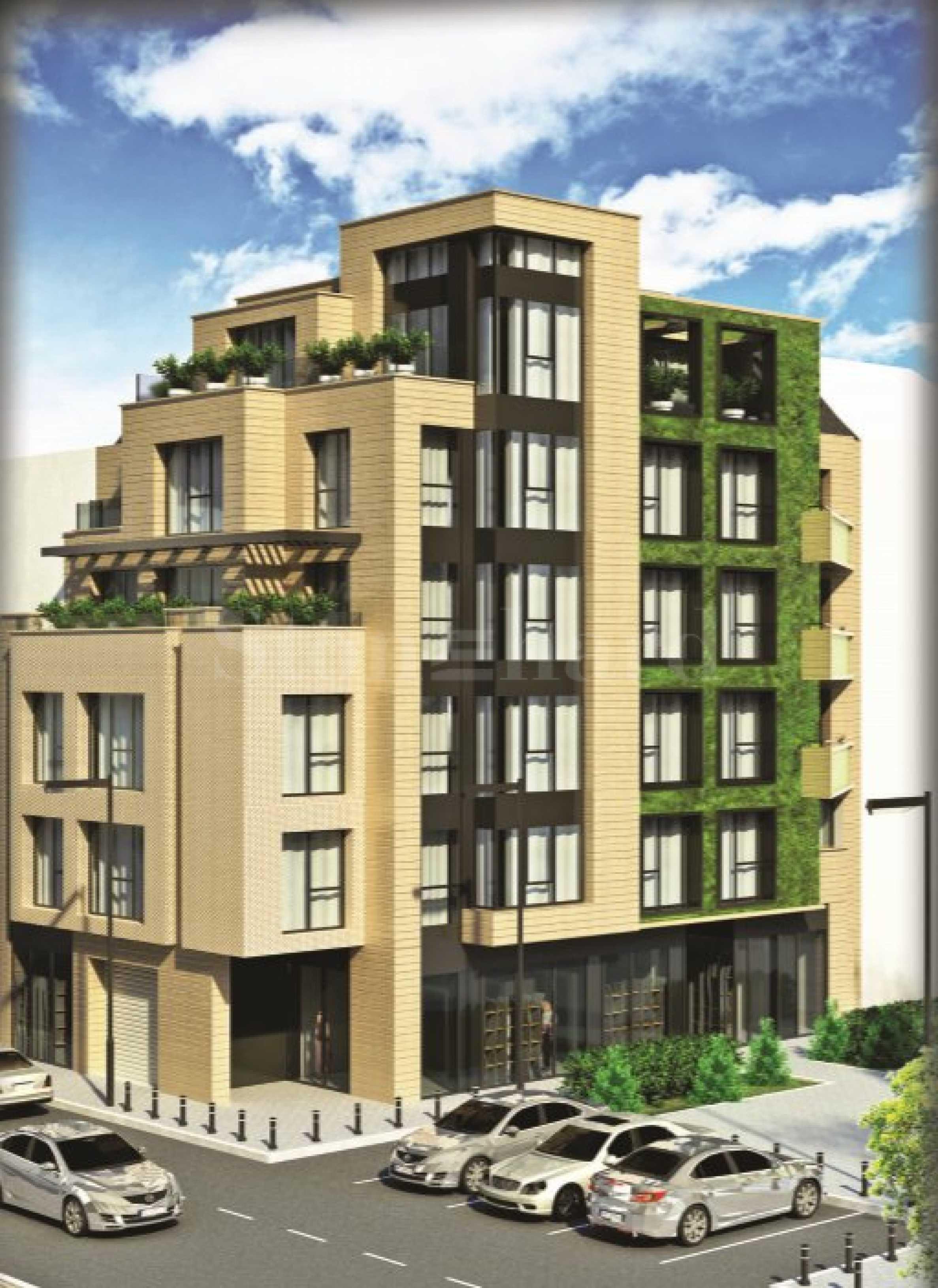 Апартаменти в нова луксозна сграда в центъра на Бургас2 - Stonehard