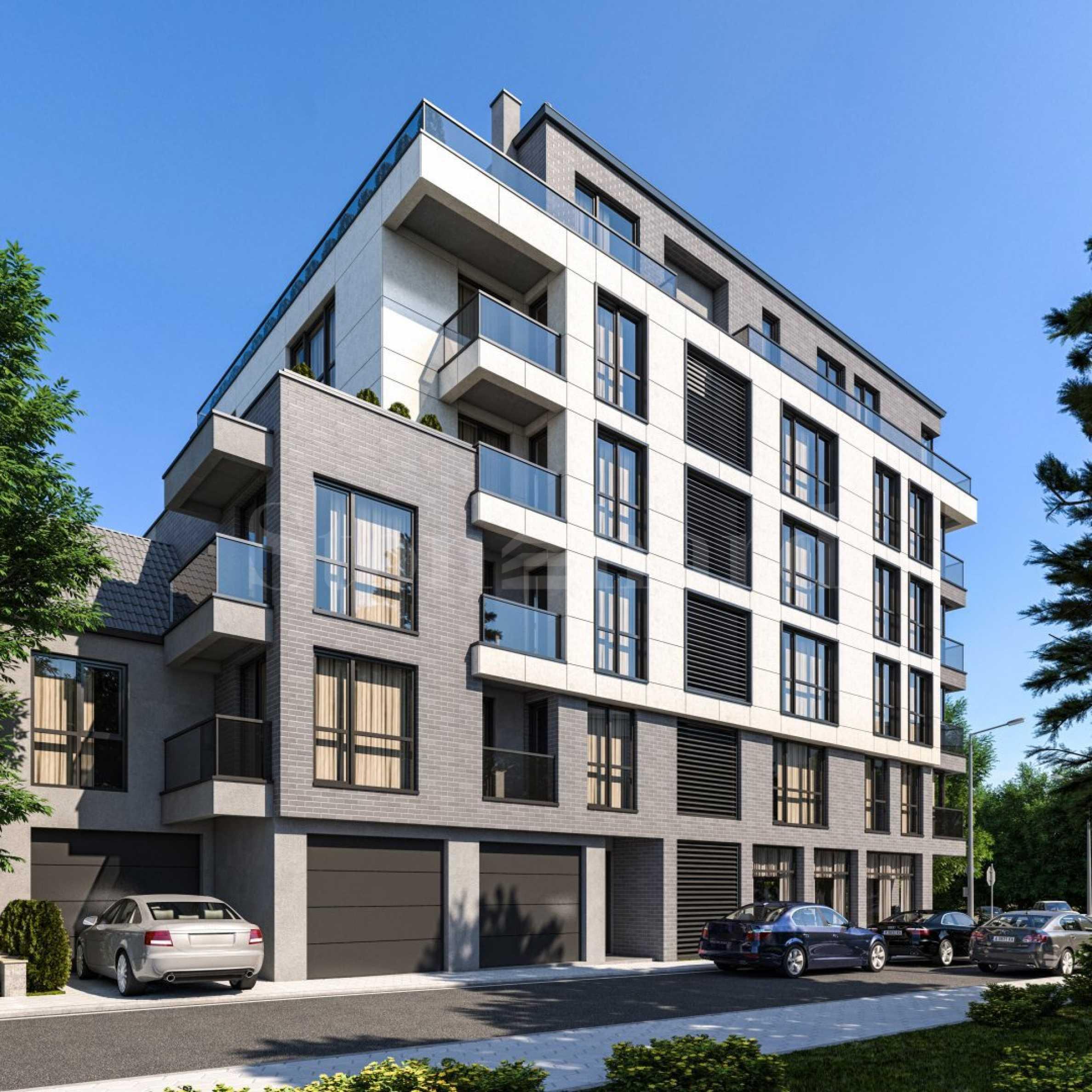 Апартаменти в елитна сграда ново строителство в центъра на Бургас1 - Stonehard