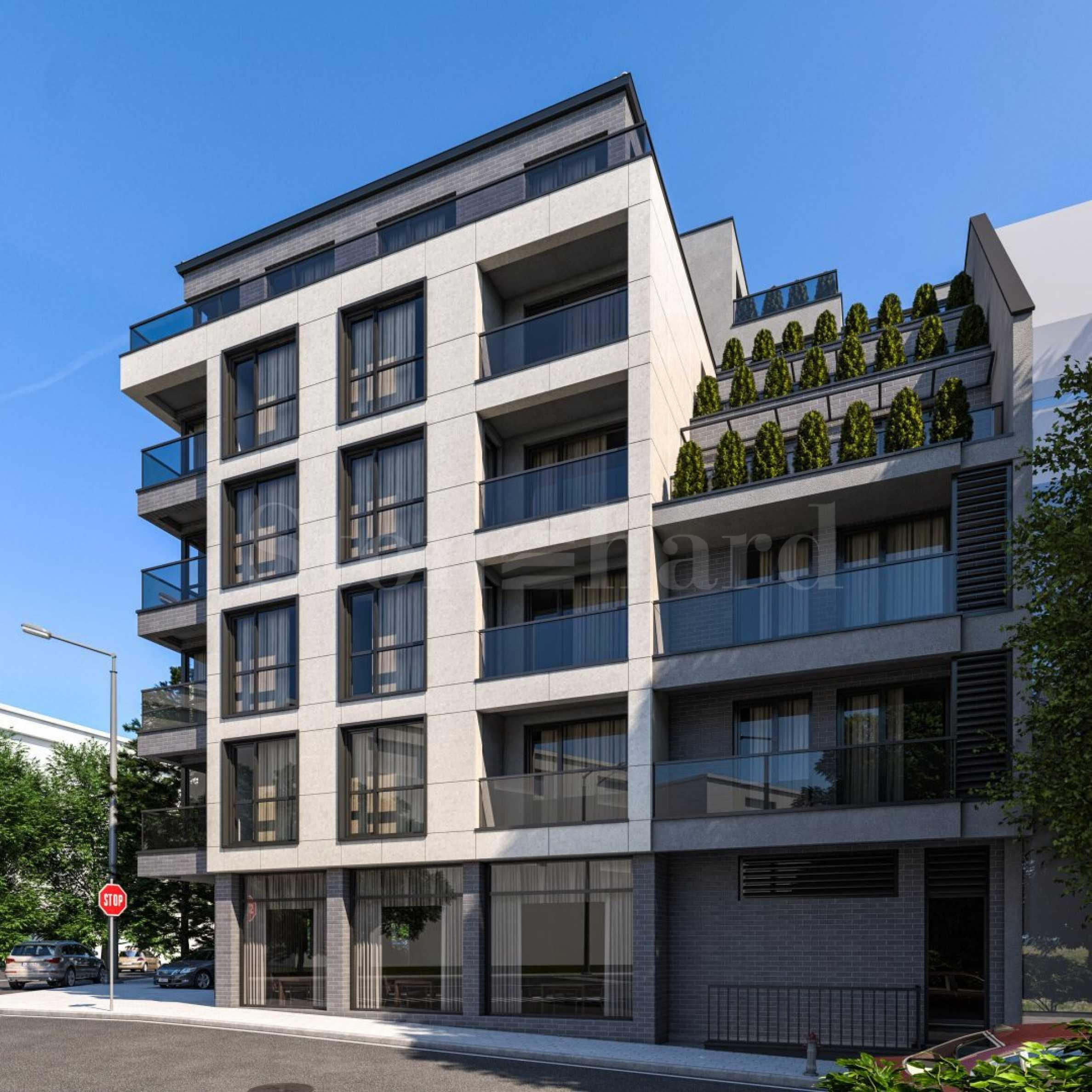 Апартаменти в елитна сграда ново строителство в центъра на Бургас2 - Stonehard