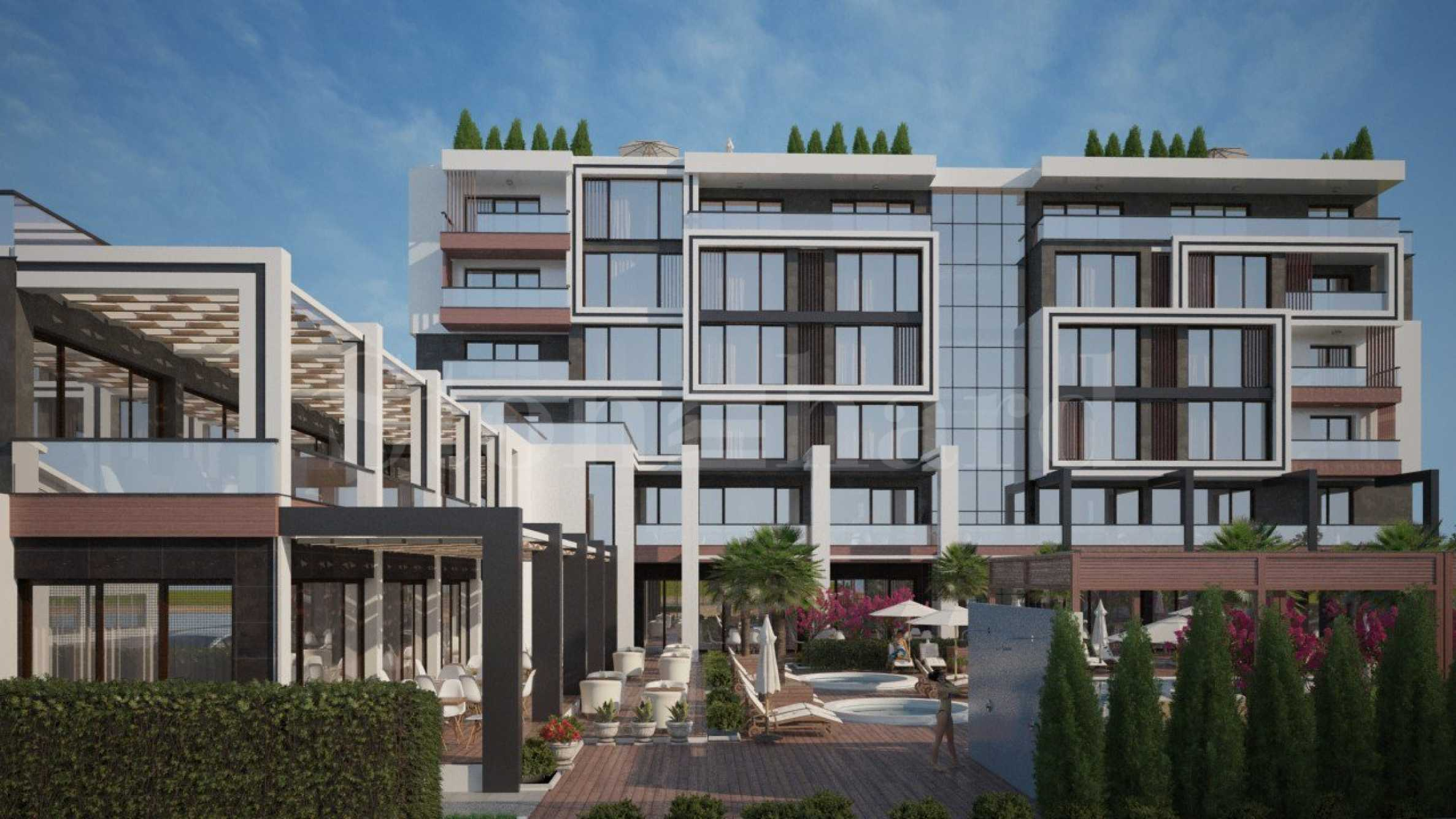 Attractive residential complex with many amenities in Burgas2 - Stonehard