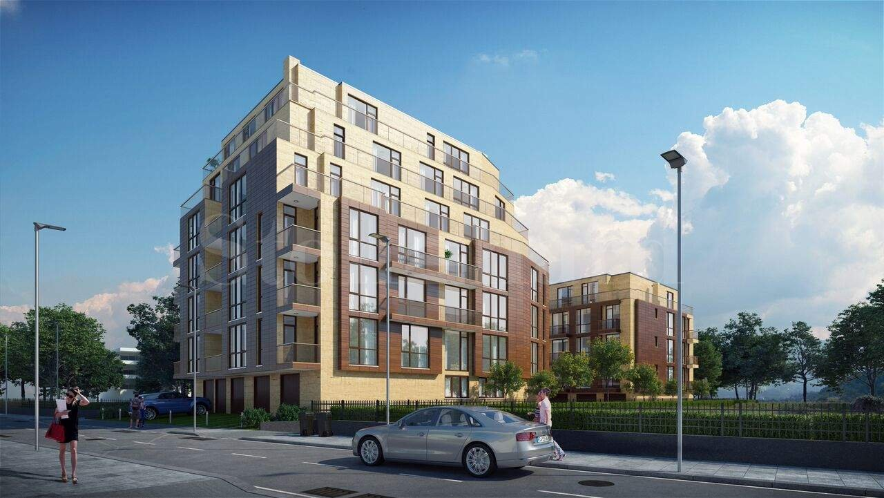 New apartments in an elite residential complex with garages, Manastirski livadi district1 - Stonehard