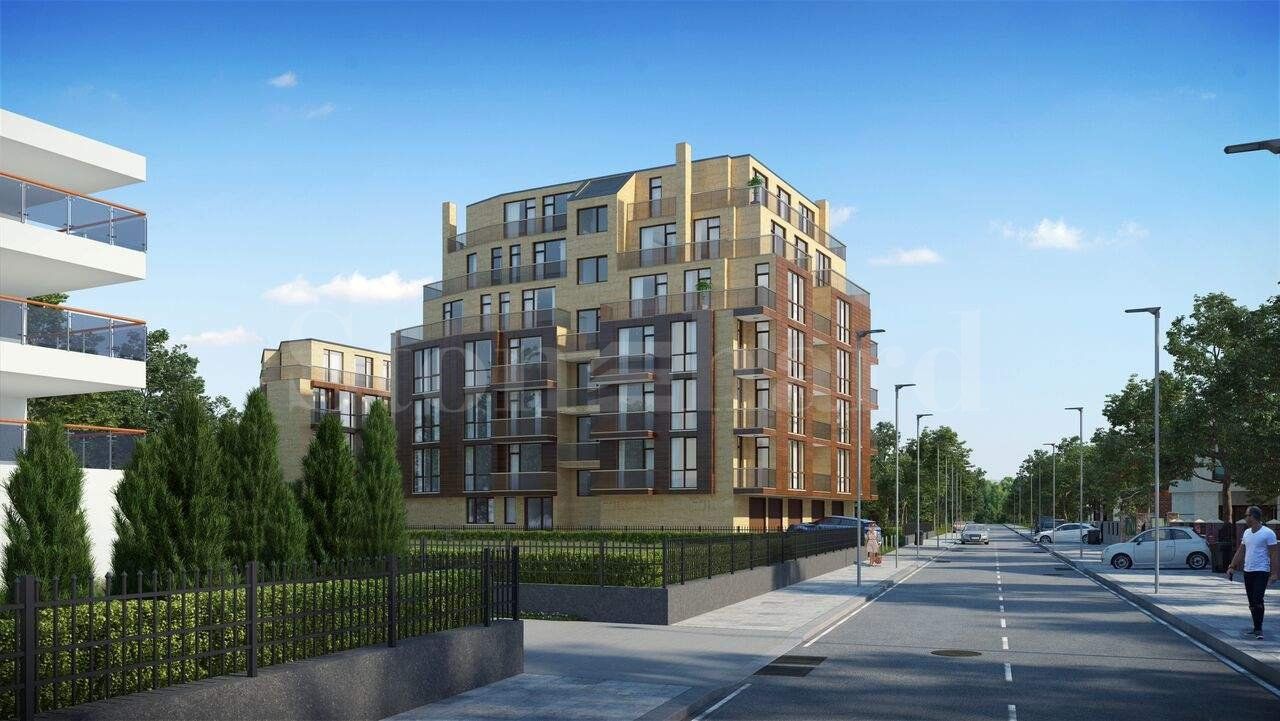 New apartments in an elite residential complex with garages, Manastirski livadi district2 - Stonehard