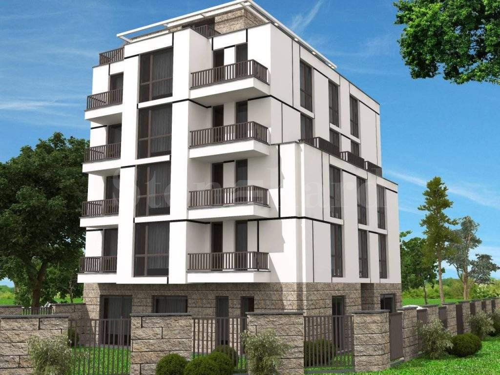 High-quality residential building, ideal for living or an investment, Durvenitsa distr.1 - Stonehard