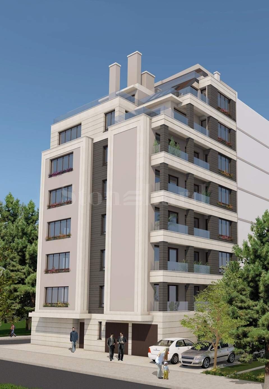 Жилищна сграда с малък брой апартаменти в близост до Военномедицинска Академия1 - Stonehard