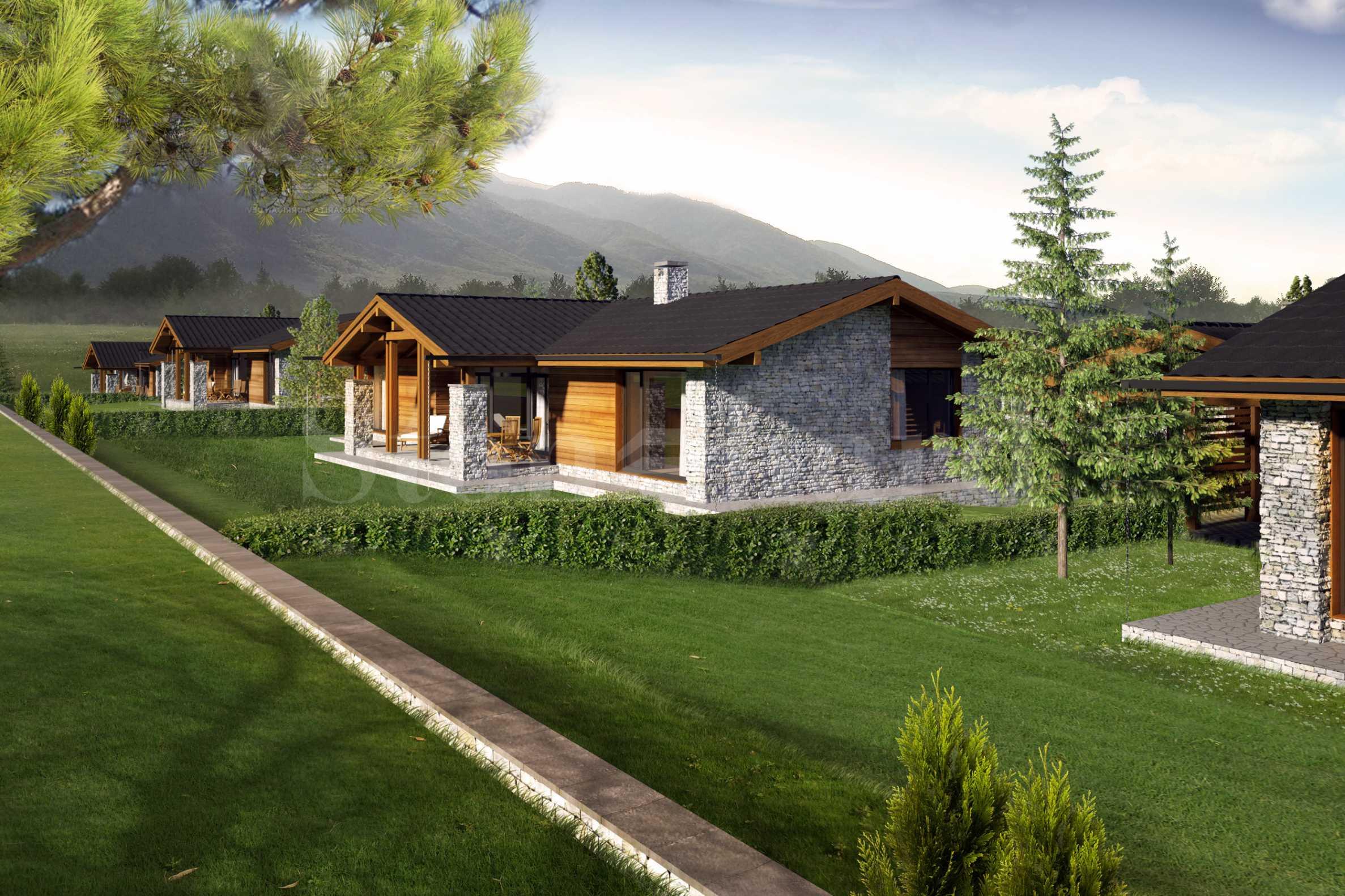 Луксозни къщи енергиен клас